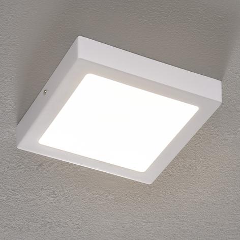 Eglo Connect Fueva-C taklampe firkantet 22,5 cm