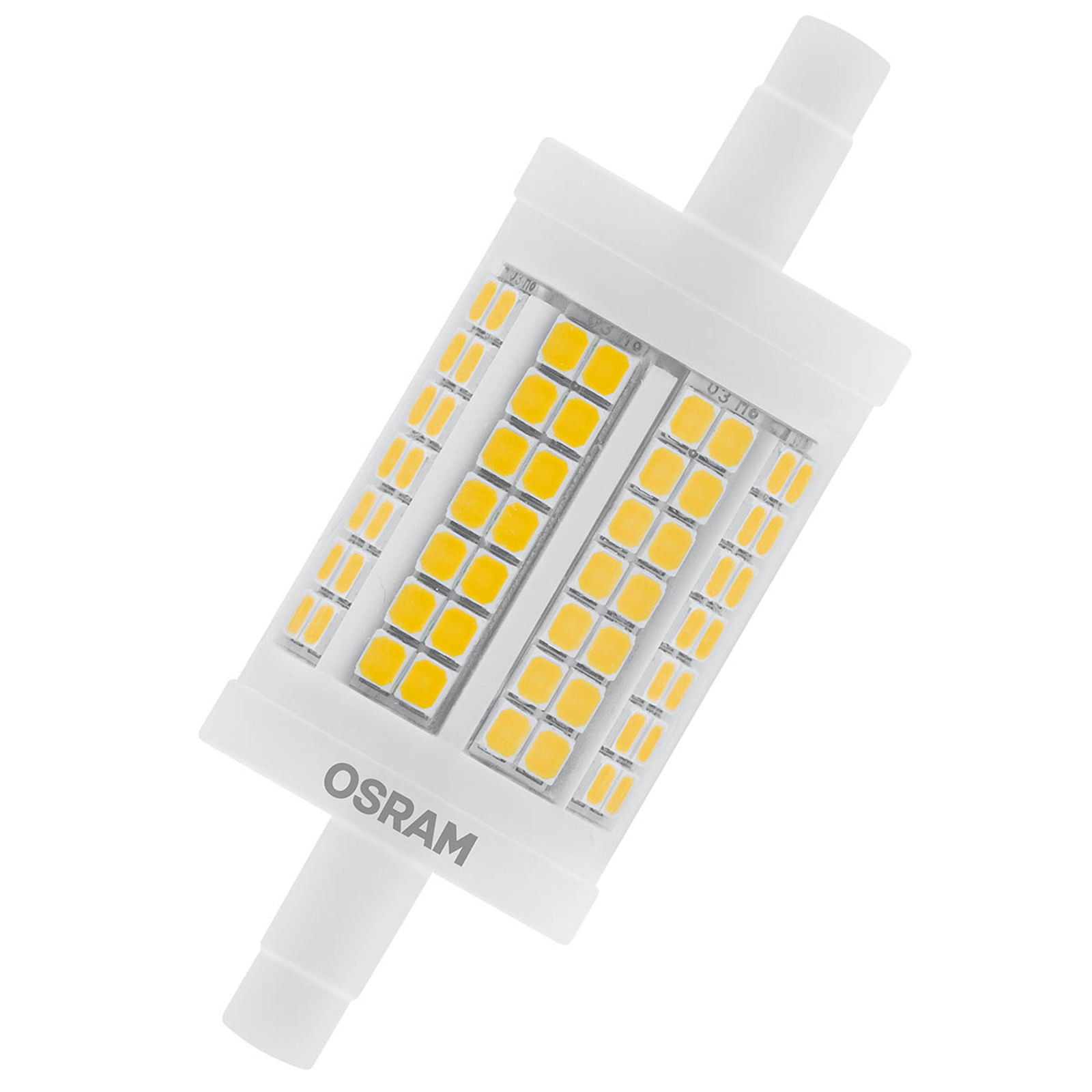 OSRAM tube LED R7s 11,5 W blanc chaud, 1 521 lm