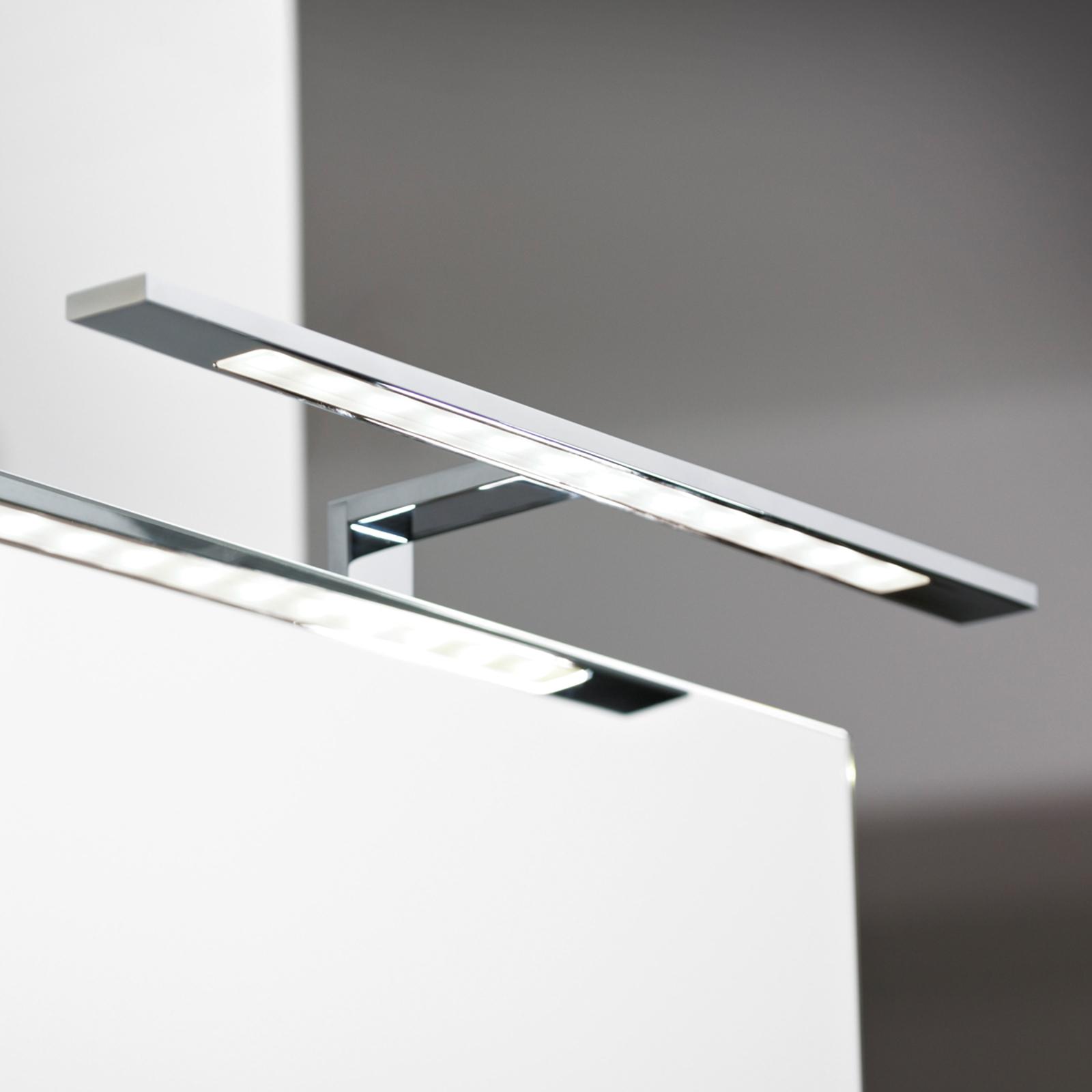 Tyylikäs Imene I-LED-kylpyhuone-/-peilivalaisin