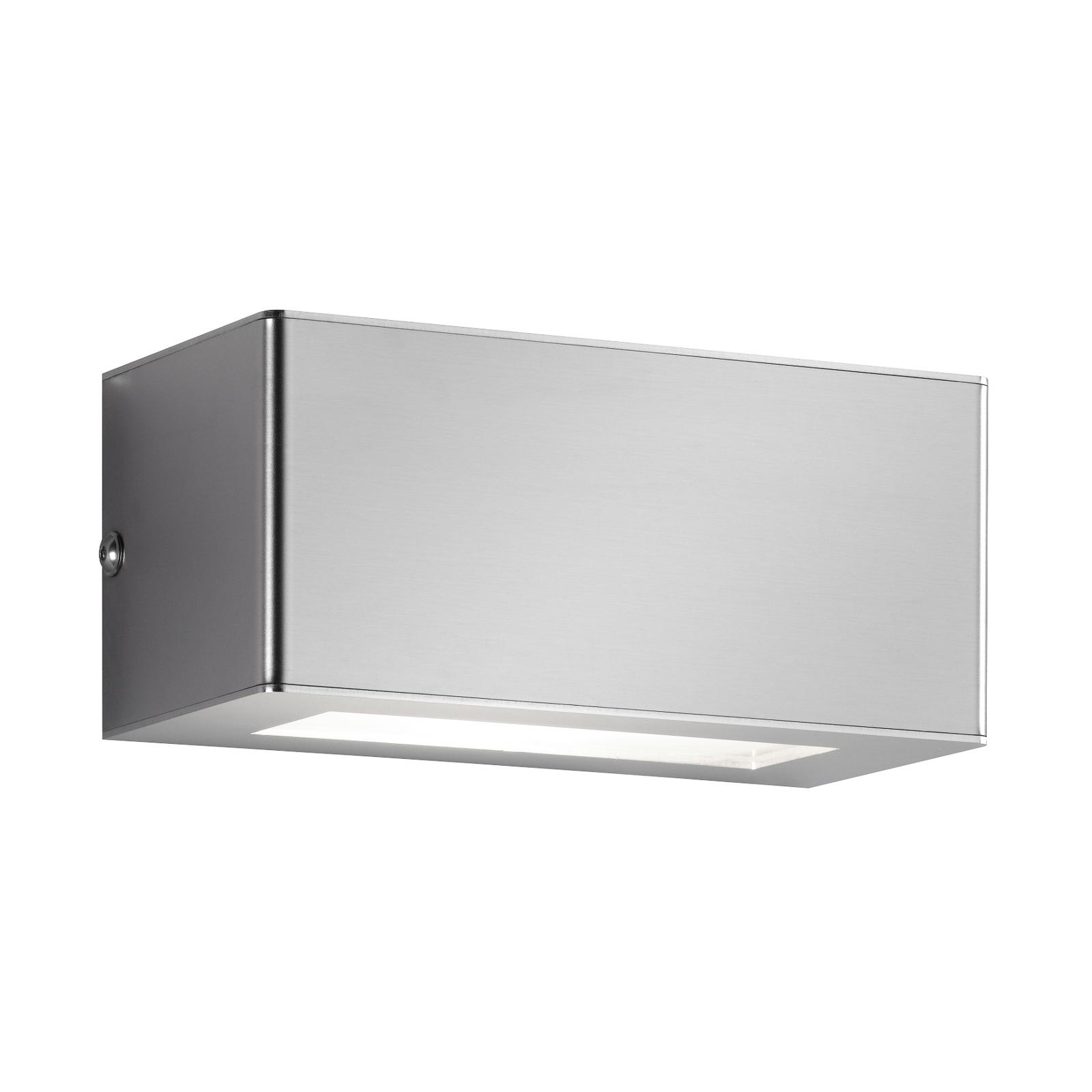 lámpara LED con dos puntos pared ext. Aqua Stone