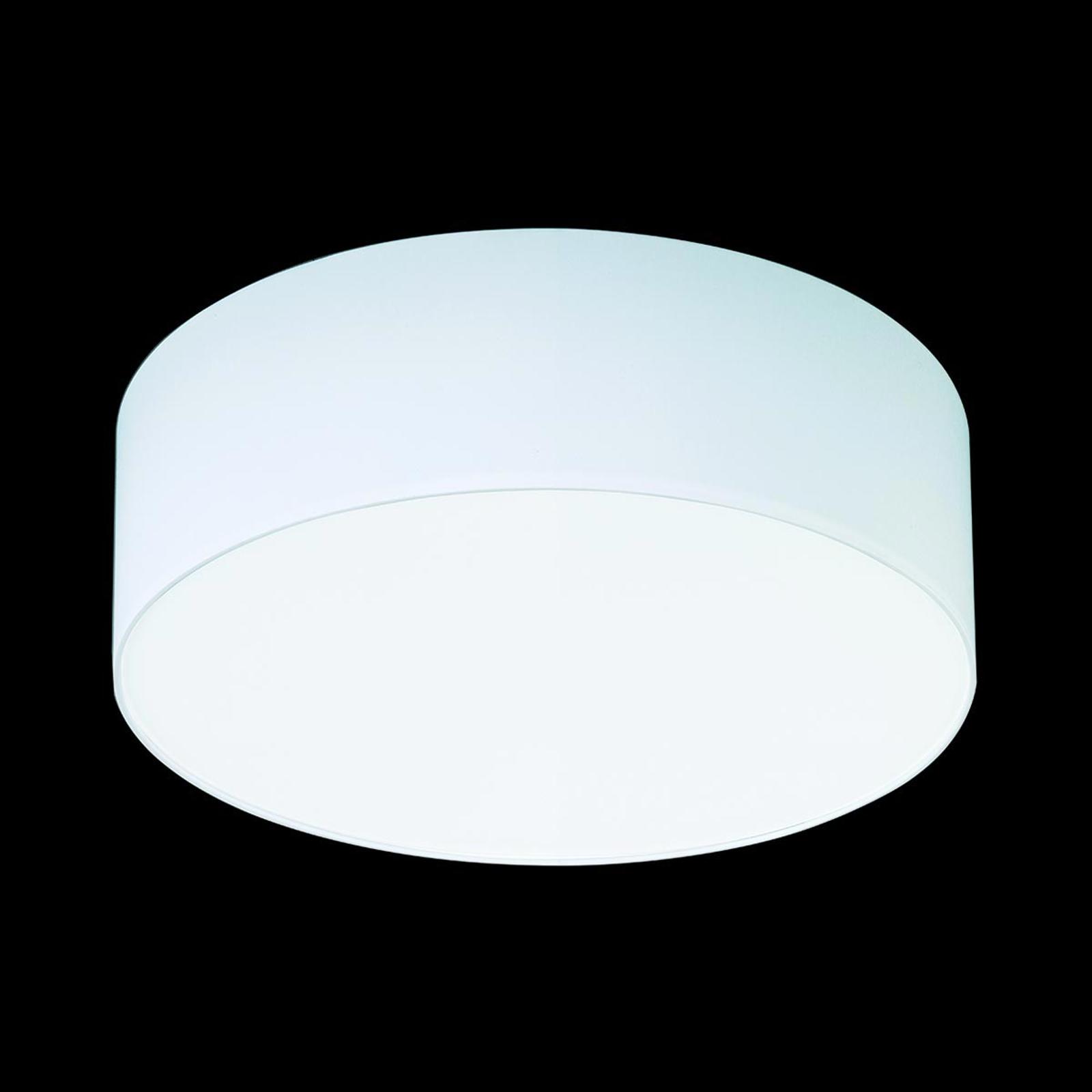 Witte plafondlamp Mara, 60 cm