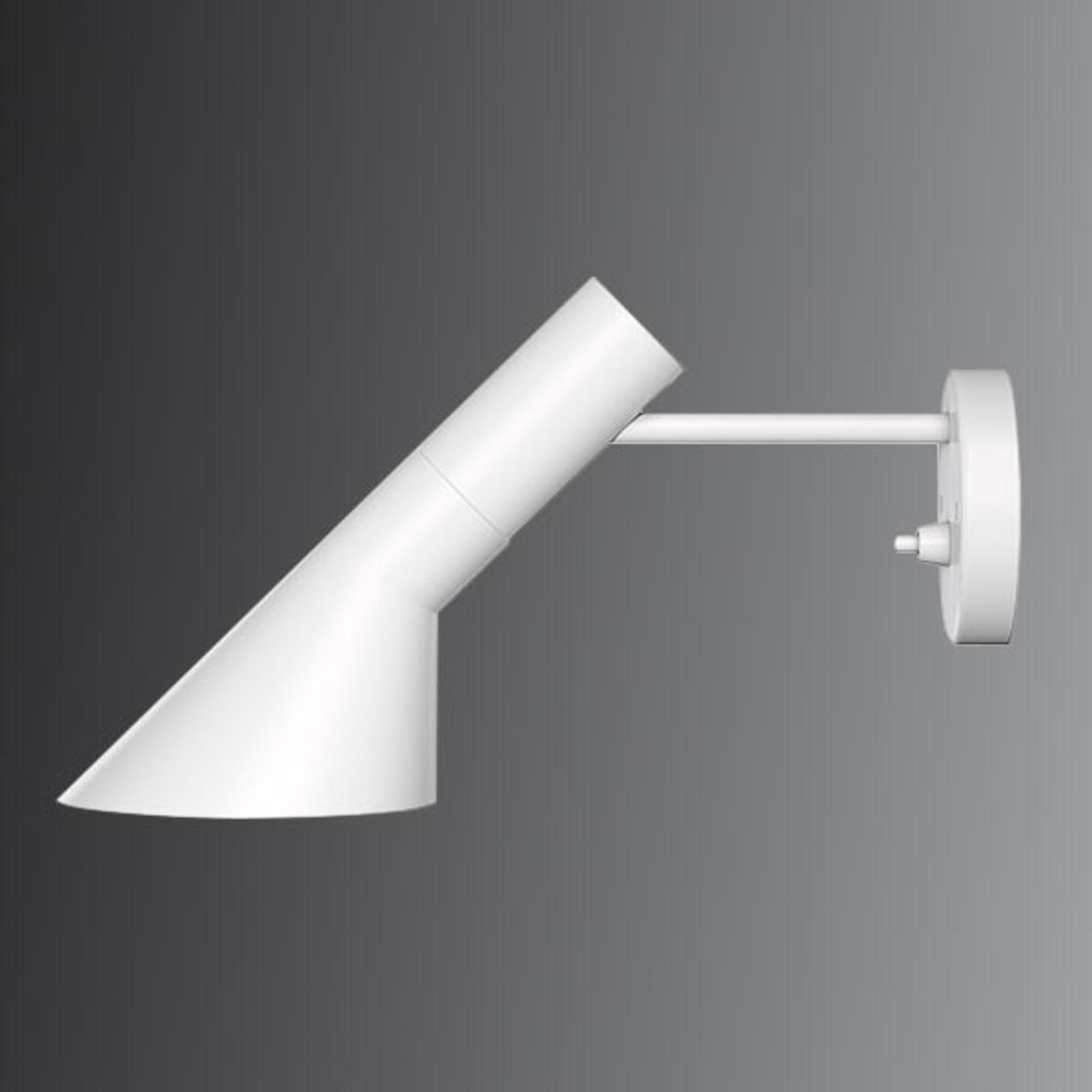 Louis Poulsen AJ - wandlamp, wit