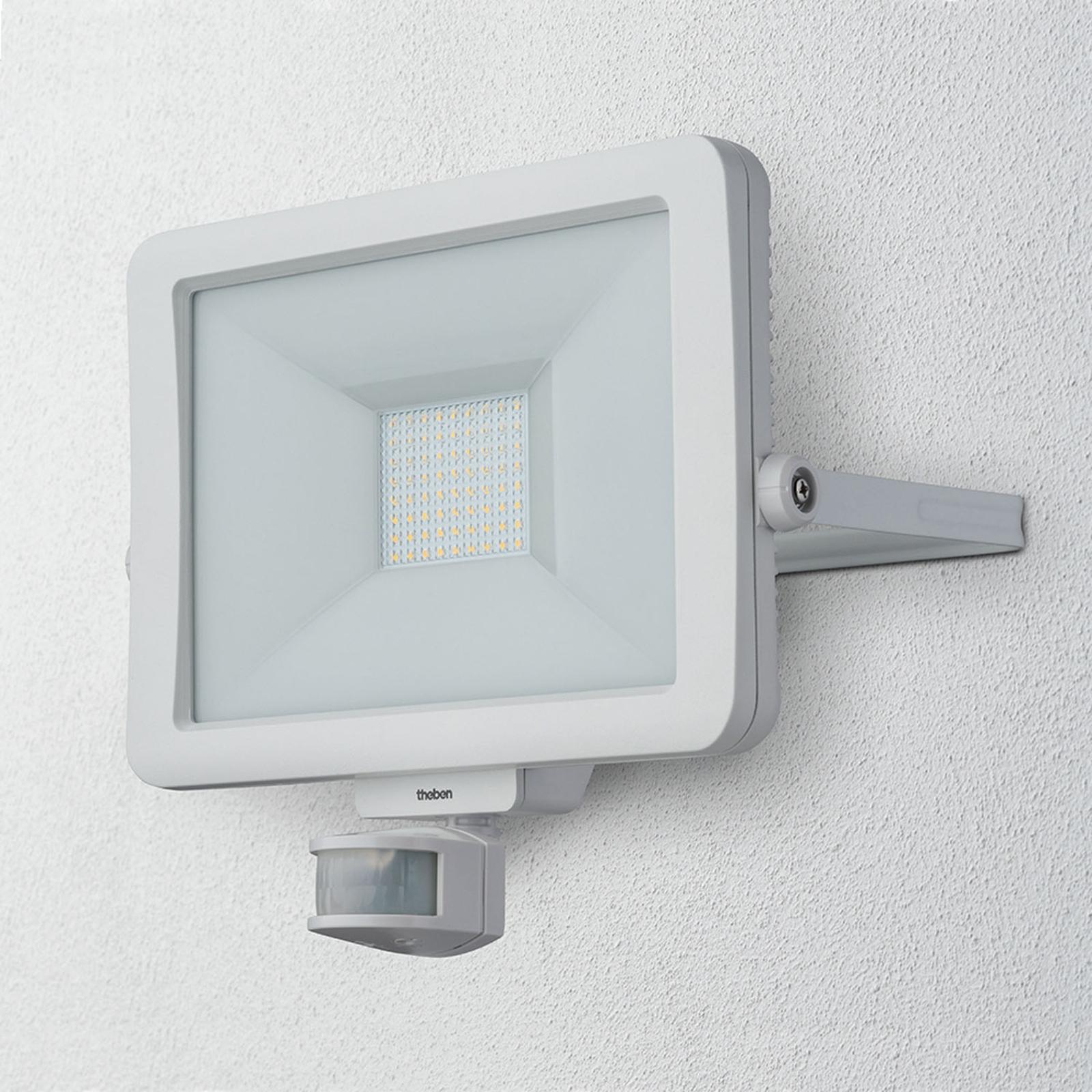 Theben theLeda B50L LED-buitenspot, wit