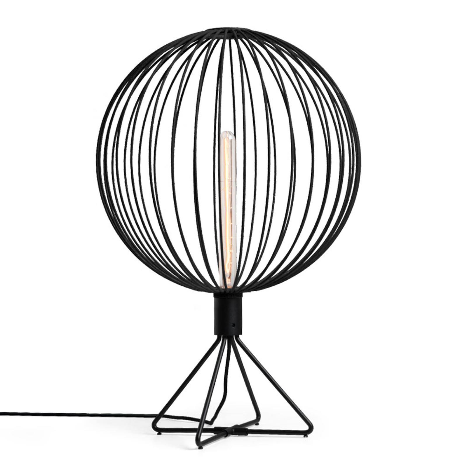 WEVER & DUCRÉ Wiro 2.0 Globe tafellamp zwart
