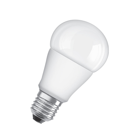 E27 9W 827 LED-pære Star i lyspæreform