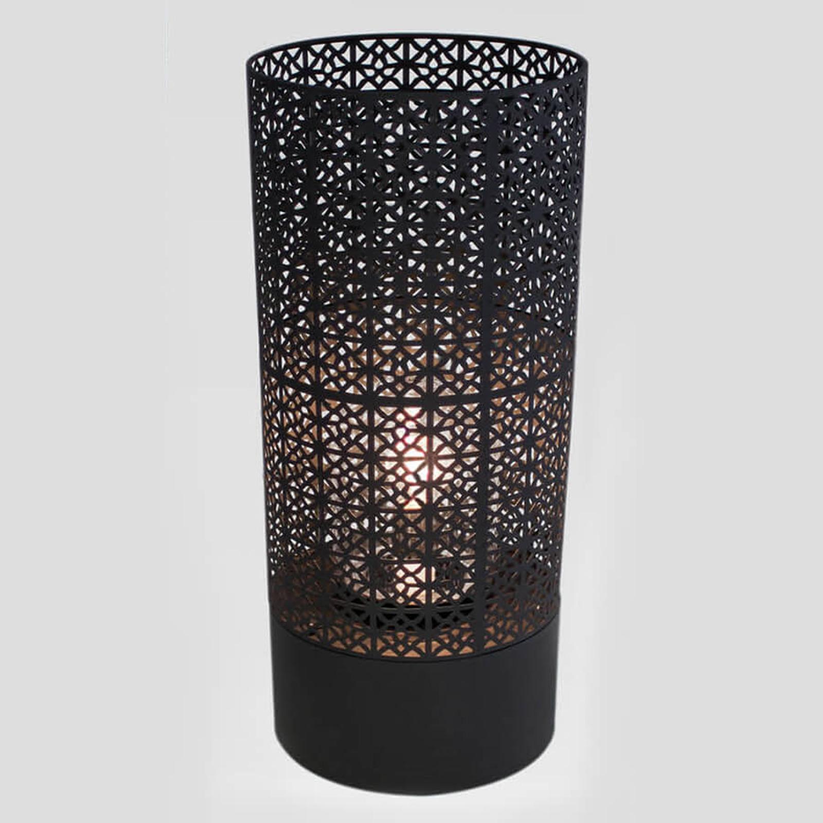 By Rydéns lampada da terrazza Maison nero 67cm