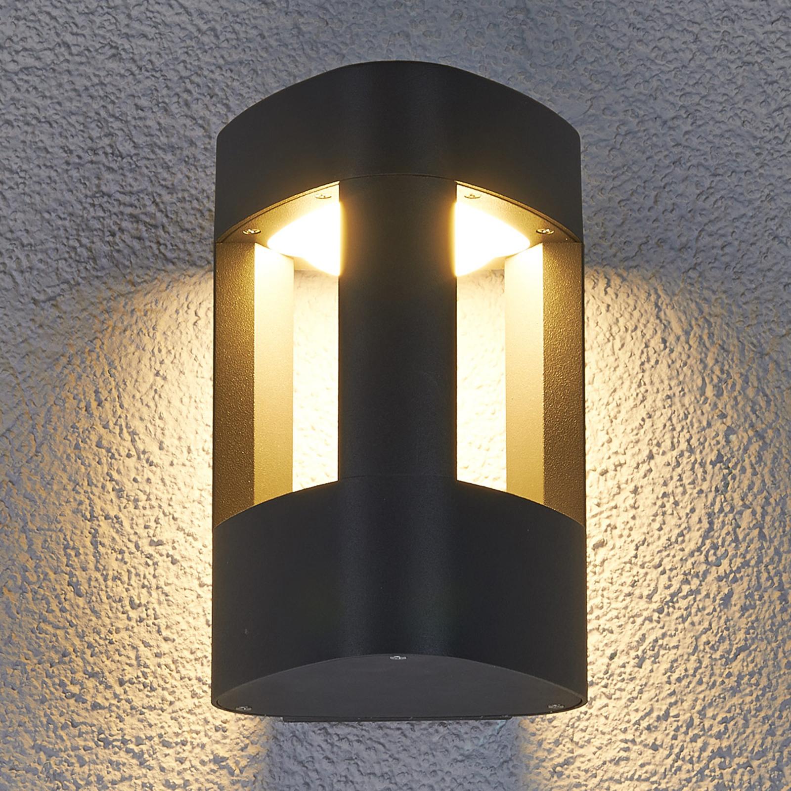Utendørs Nanna LED-vegglampe