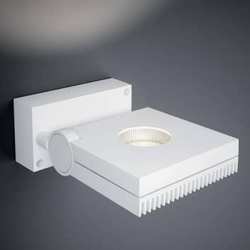 Roterbar og drejelig LED-væglampe Bridge