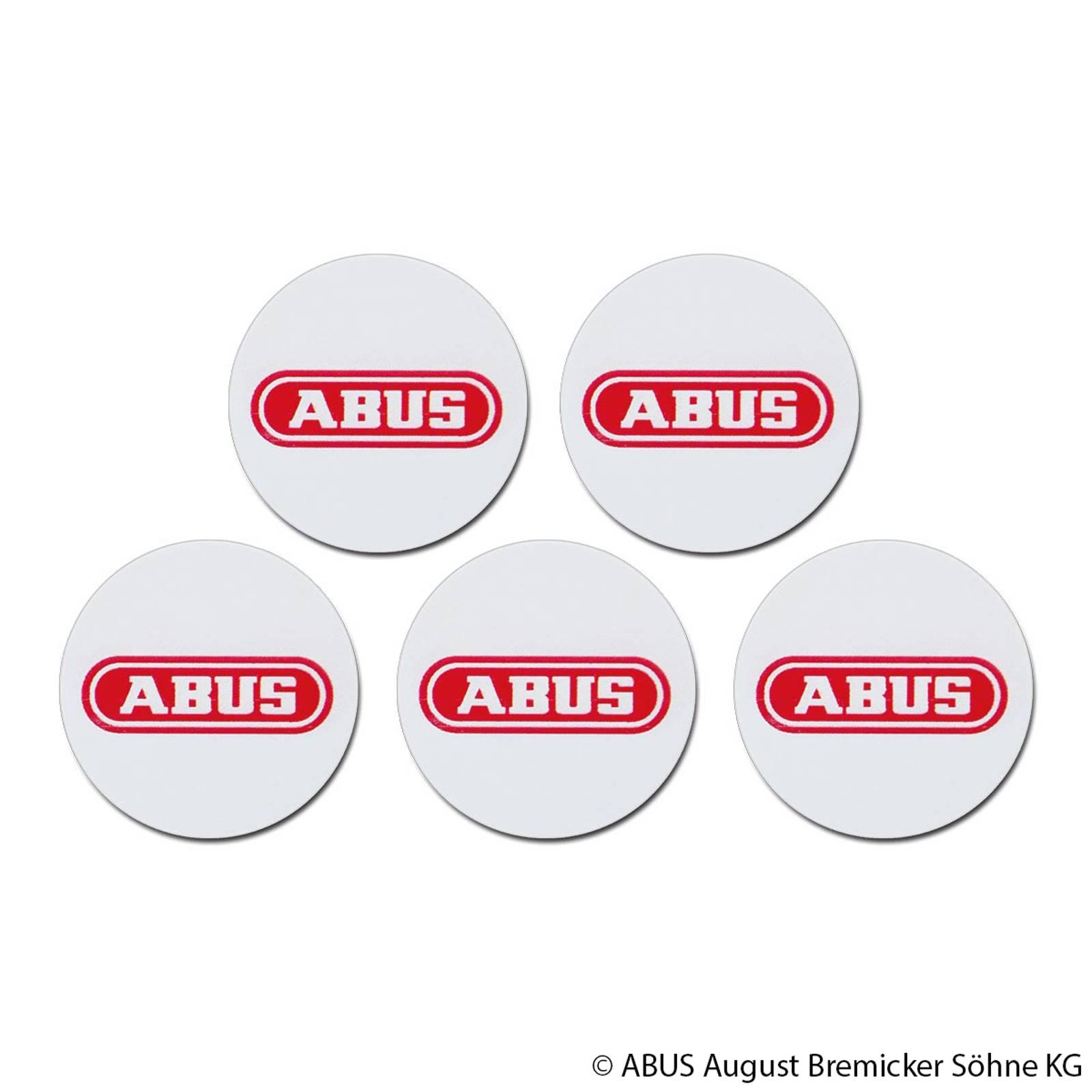 ABUS Smartvest Terxon Proximitiy-Chip-Sticker, 5er