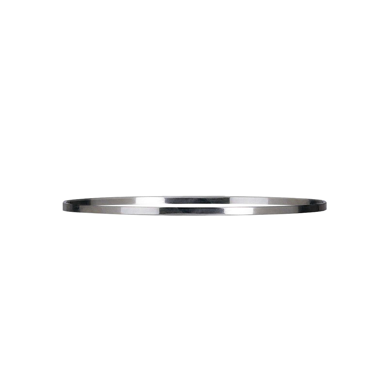 Ring for reserveglasskjerm Wagenfeld-bordlampe