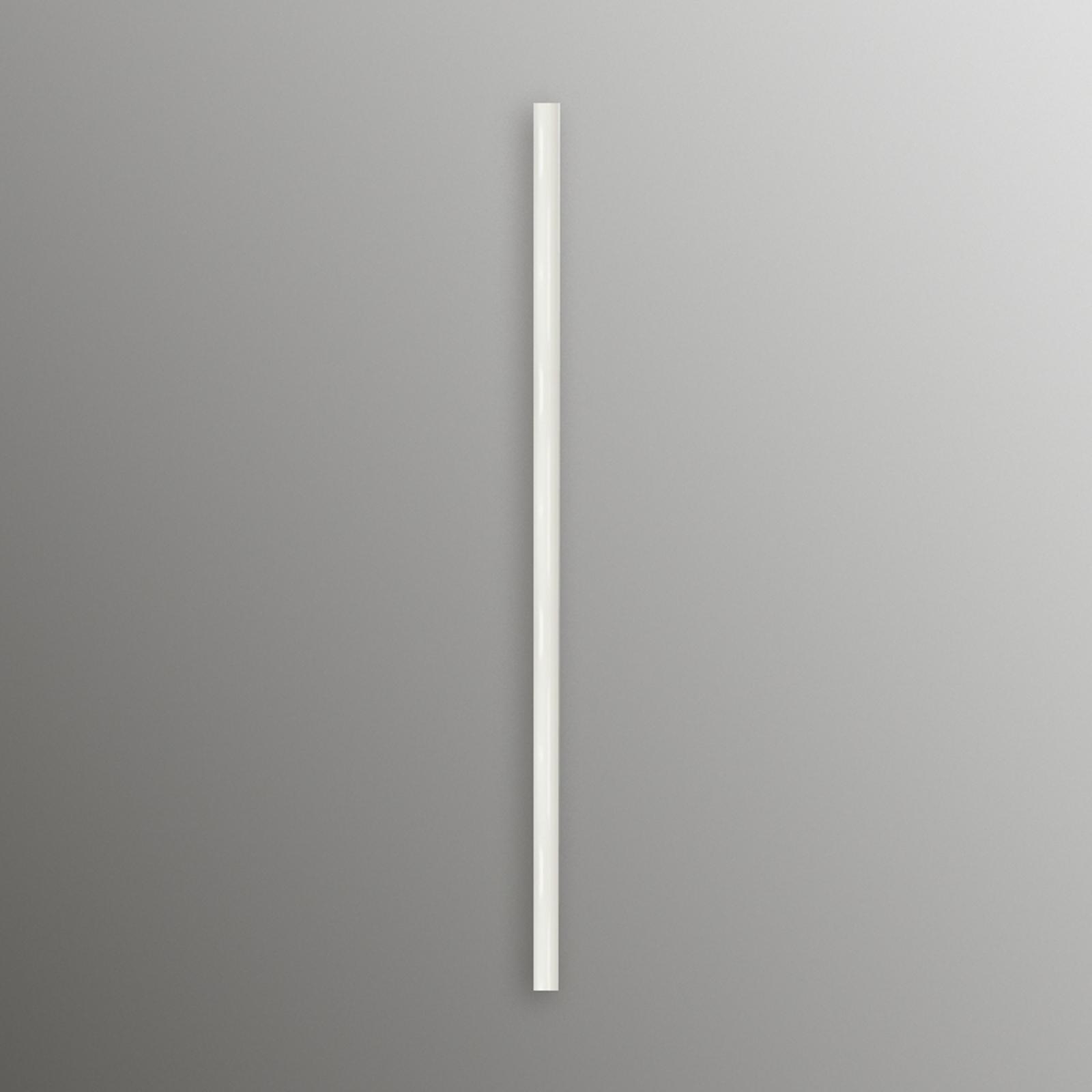 asta di prolunga bianca 120 cm