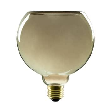 SEGULA LED-Floating globe G150 E27 8W fumè