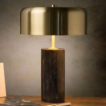 Lampa stołowa Mirasol z marmuru