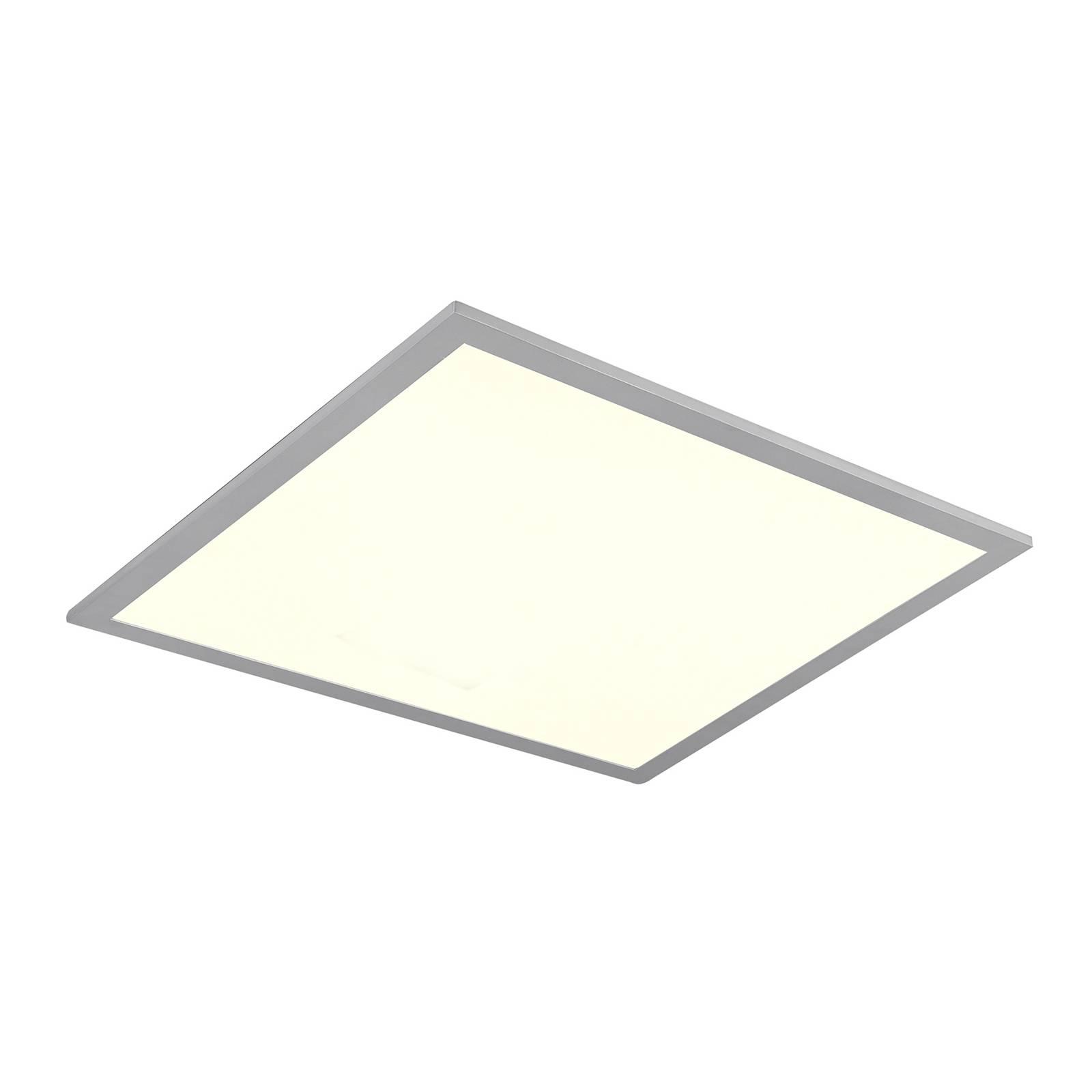 LED-Deckenleuchte Alima, CCT, WiZ, 49,5 x 49,5 cm