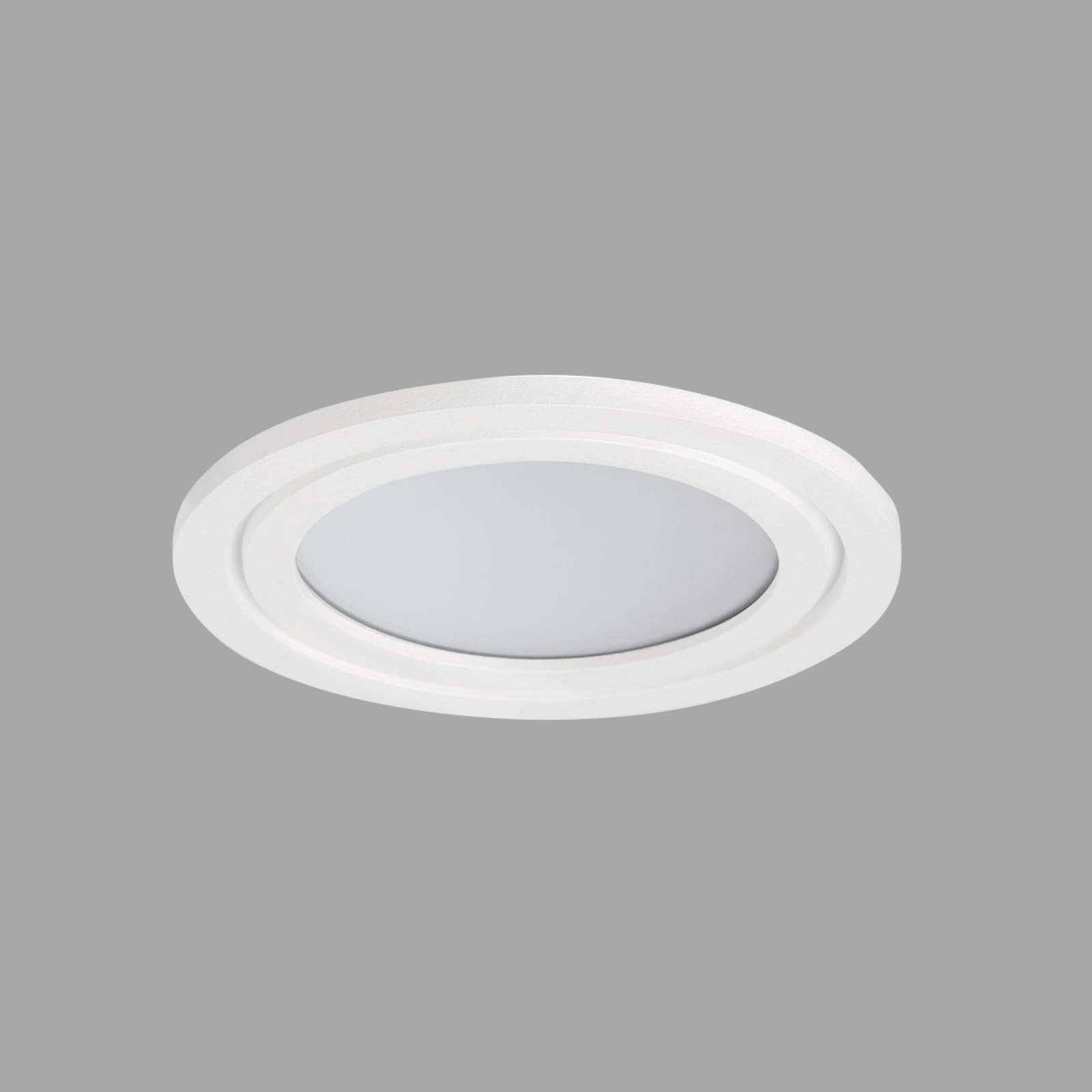 Prettus XS PRO LED-Einbauspot m. Abdeckung, 4.000K