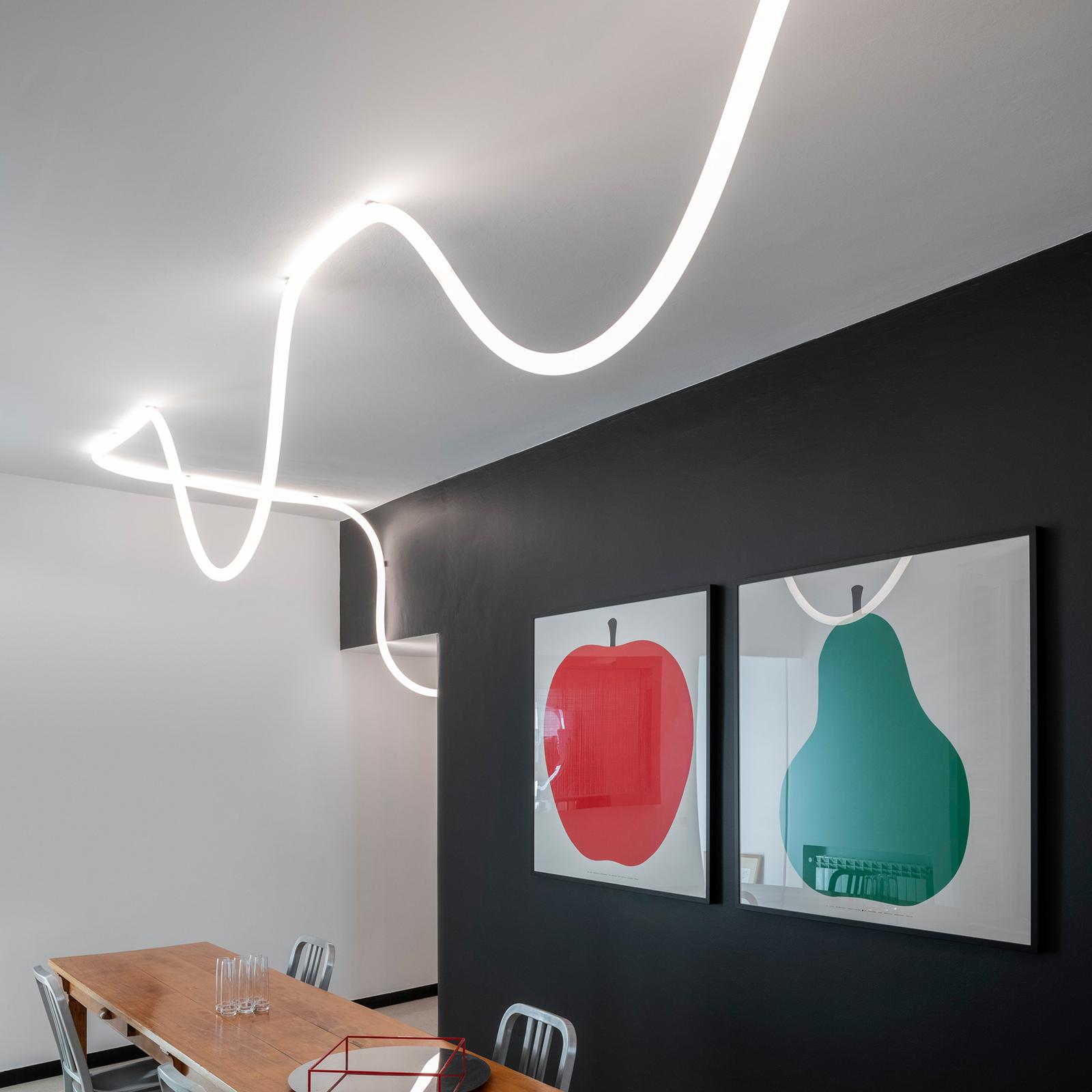 Artemide La linea -LED-valokaapeli, 5 metriä