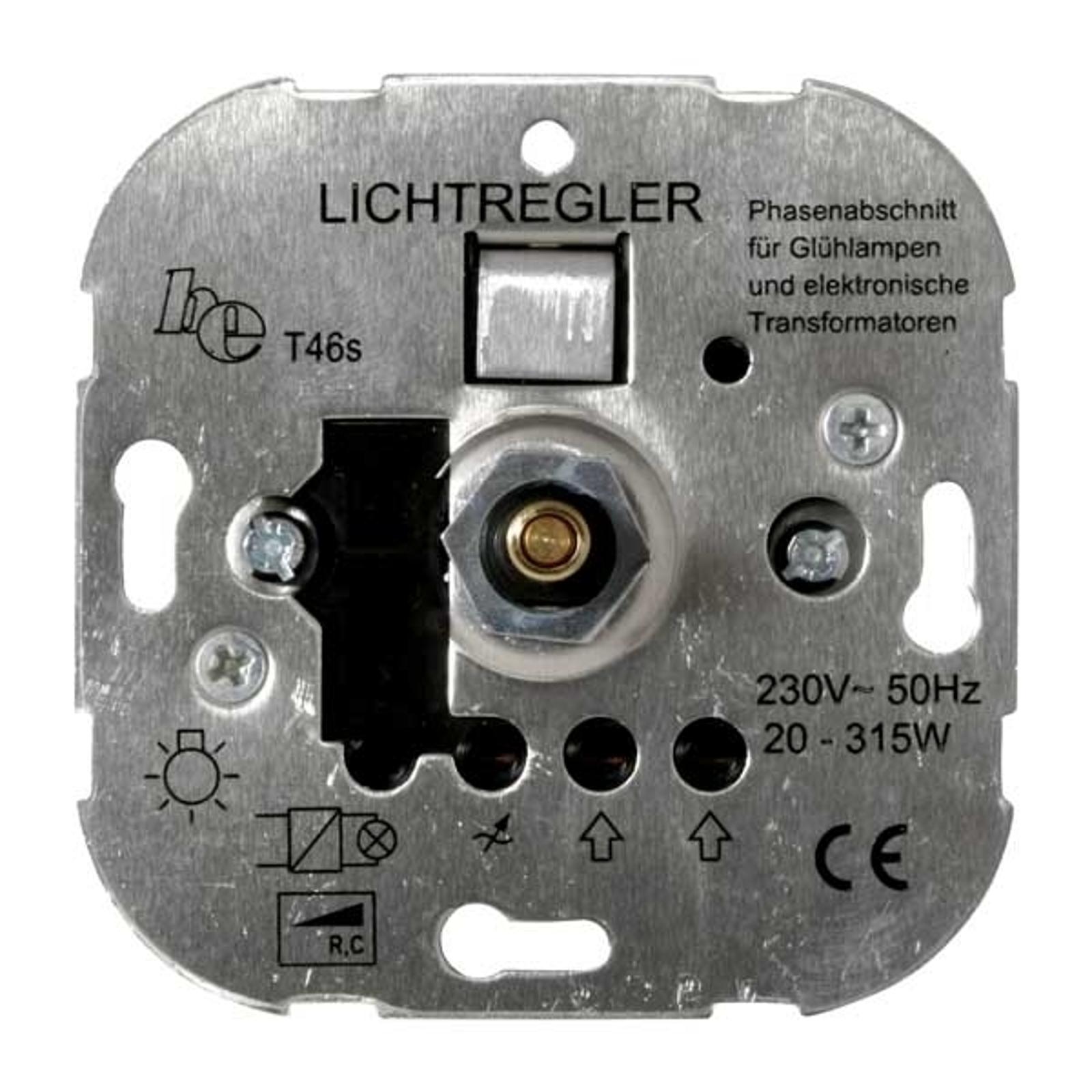 Phasenabschnittdimmer Druck/Wechsel 20-315VA