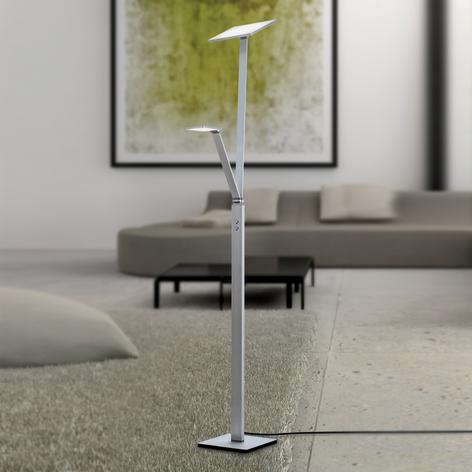 Lukuvalo integroituna – LED-lattiavalaisin Ayana