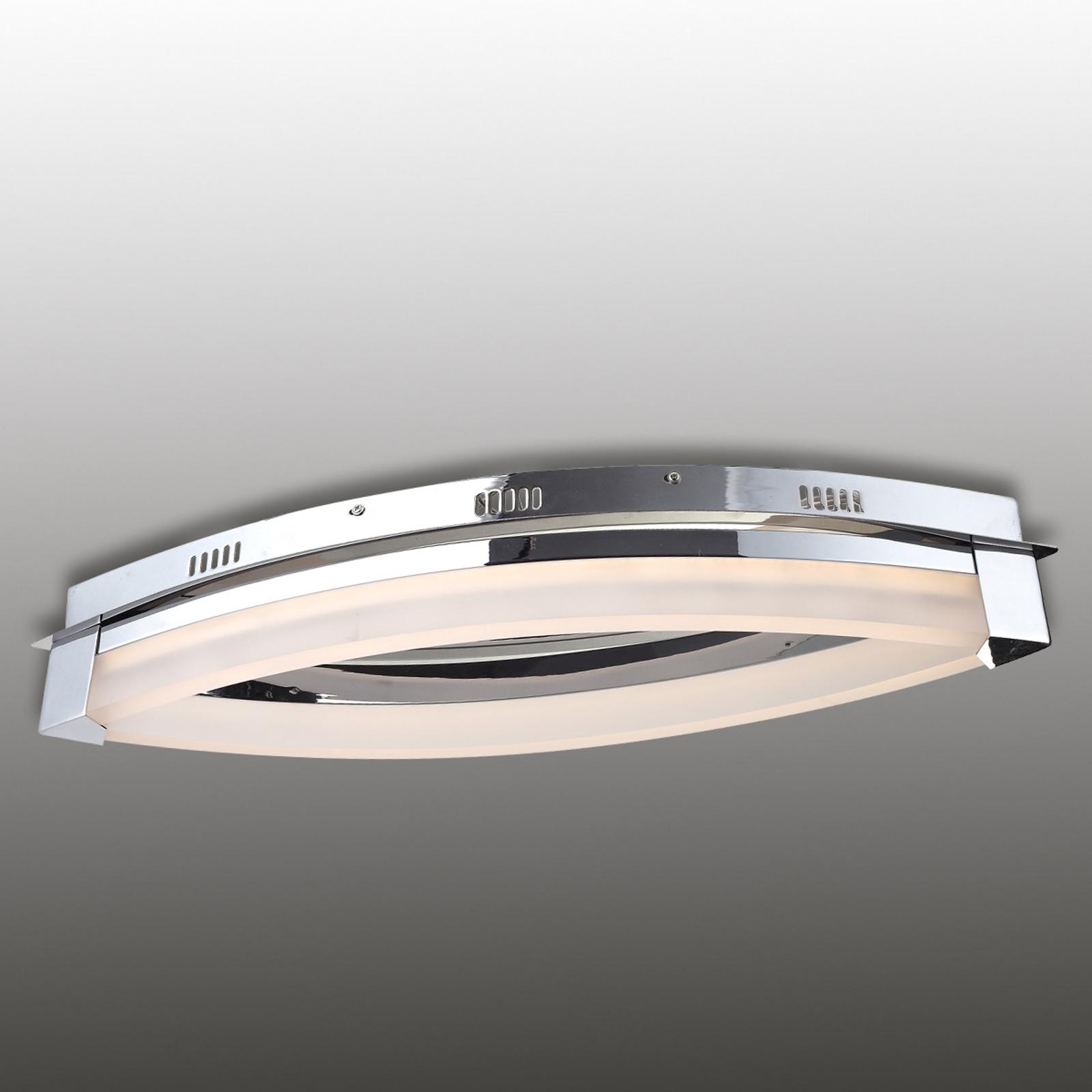 Vannes - nowoczesna lampa sufitowa LED