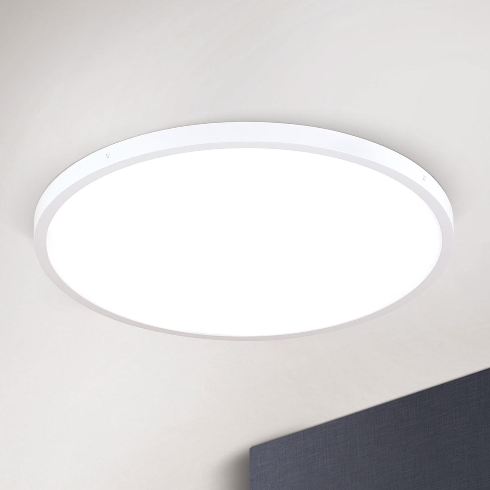 Ultrapłaska lampa sufitowa LED Lero Ø 60cm