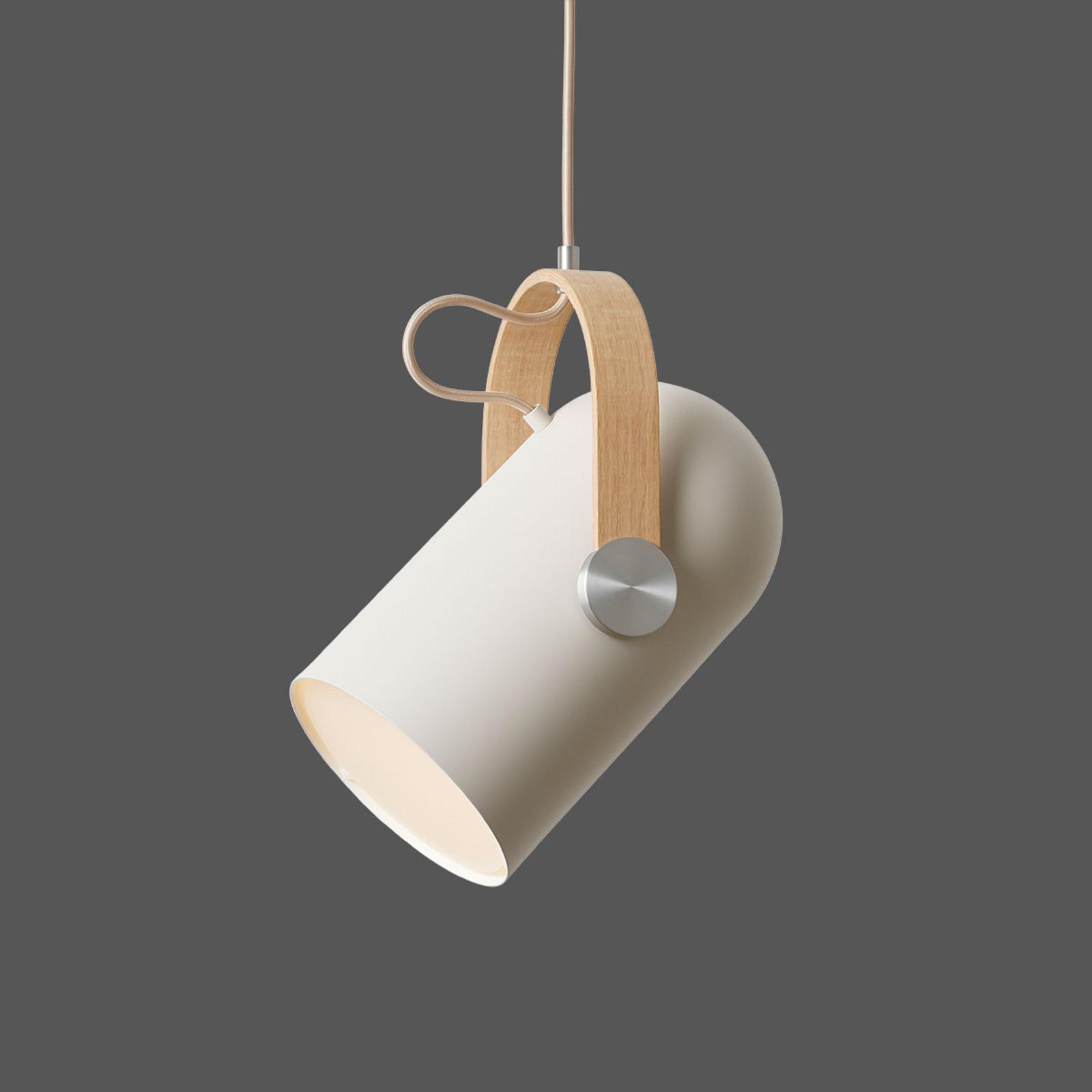 LE KLINT Carronade S - piaskowa lampa wisząca