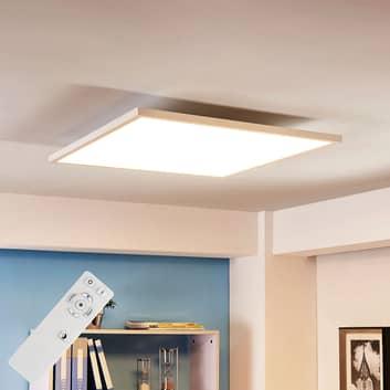 Arcchio Philia LED-panel, CCT, 59,5 cm x 59,5 cm