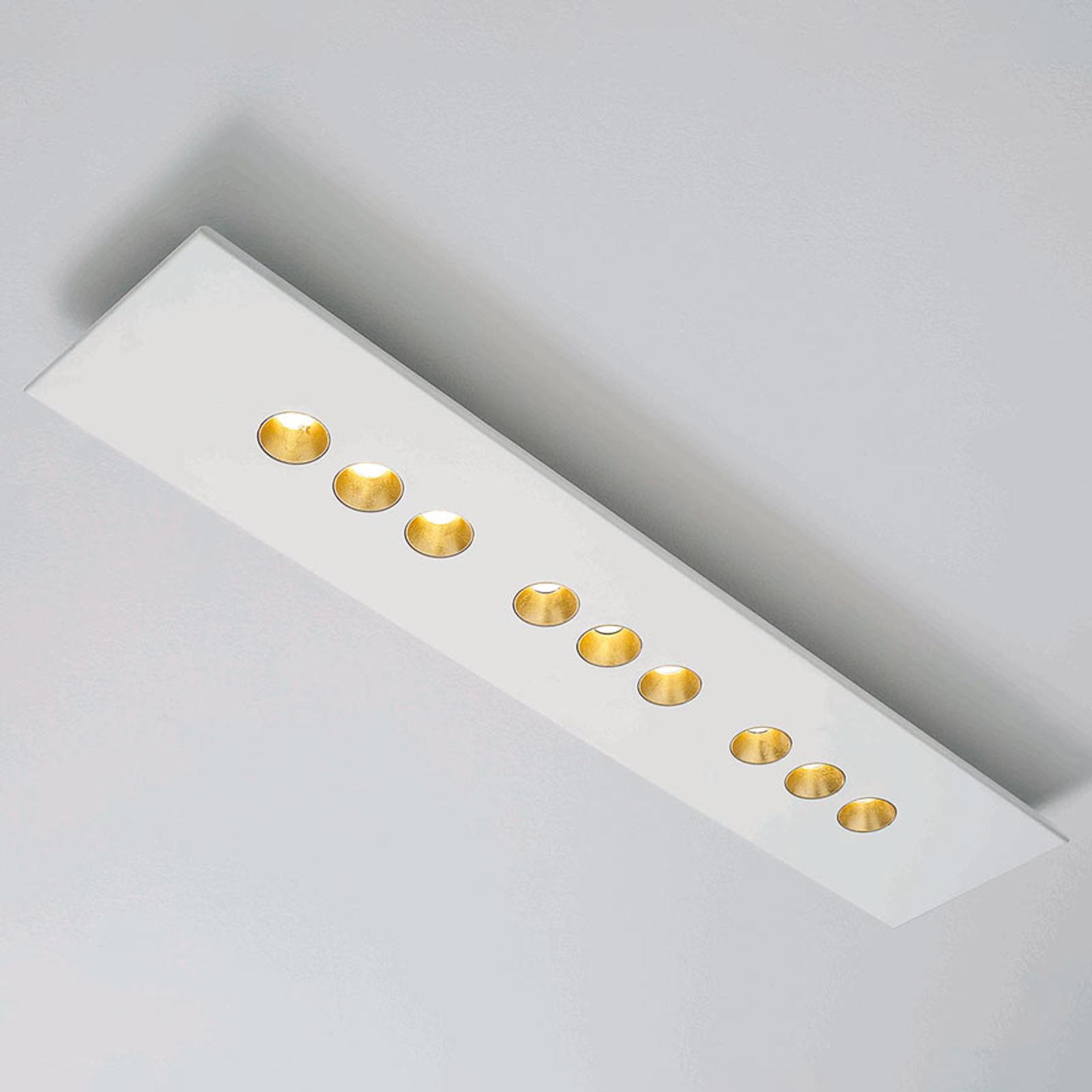 ICONE Confort LED-Deckenleuchte in modernem Stil