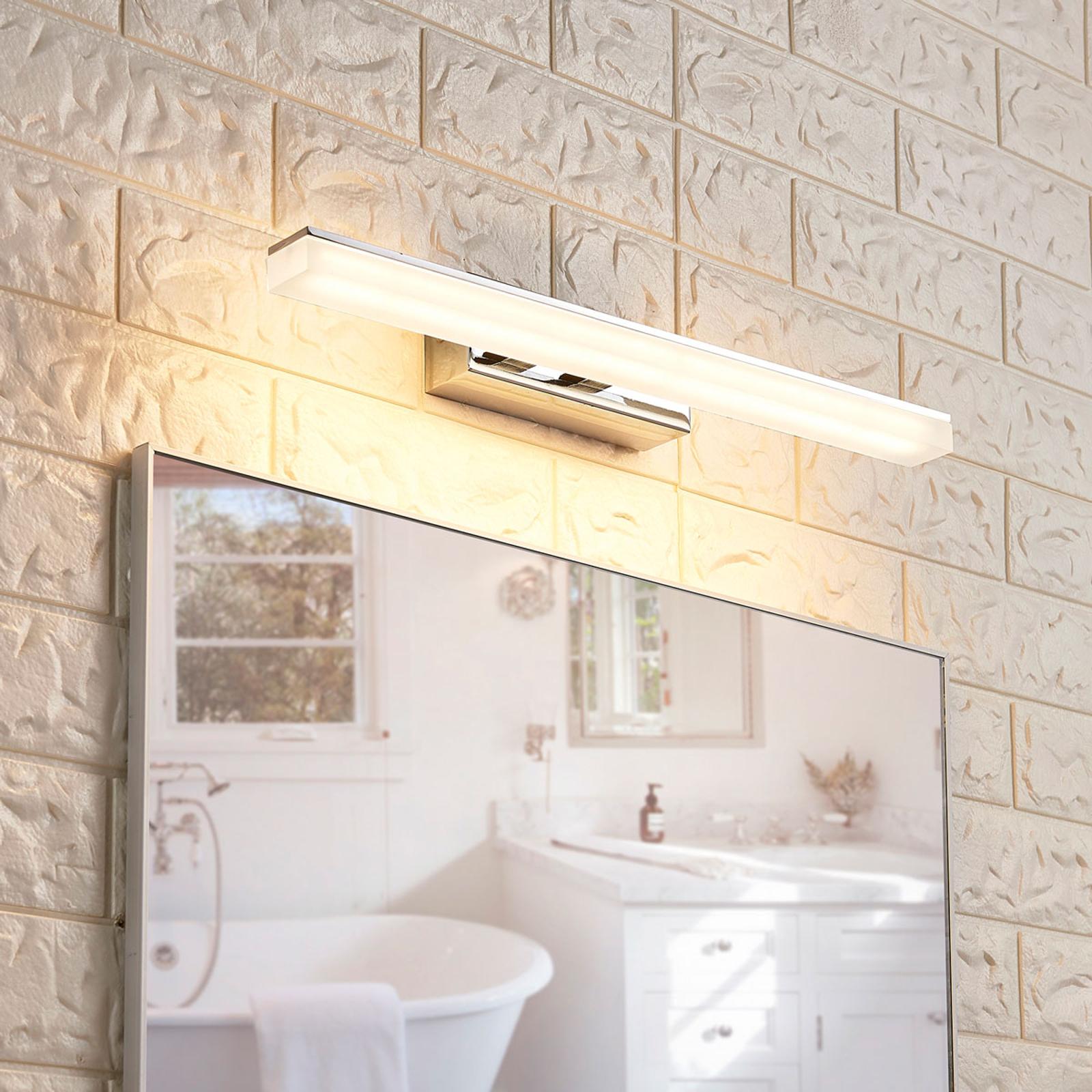 Julie - koupelnová LED lampa v podélném tvaru