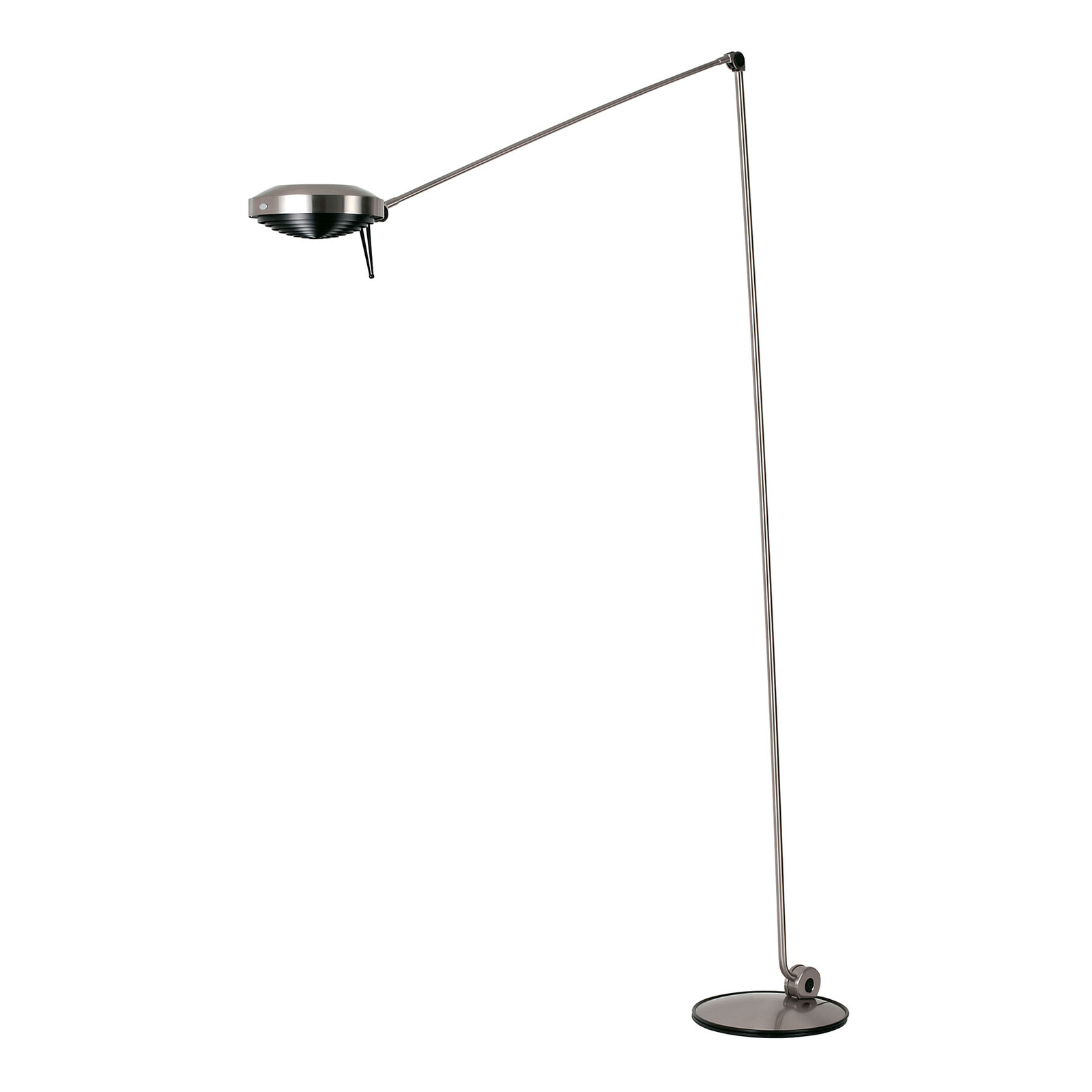 Lumina Elle LED-Stehlampe Höhe200cm 3.000K bronze