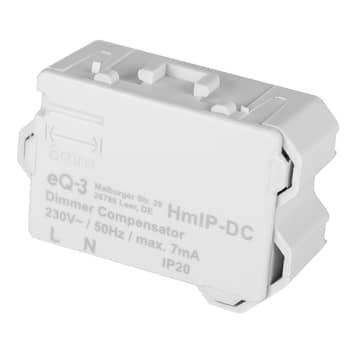 Homematic IP kompenzátor stmívání