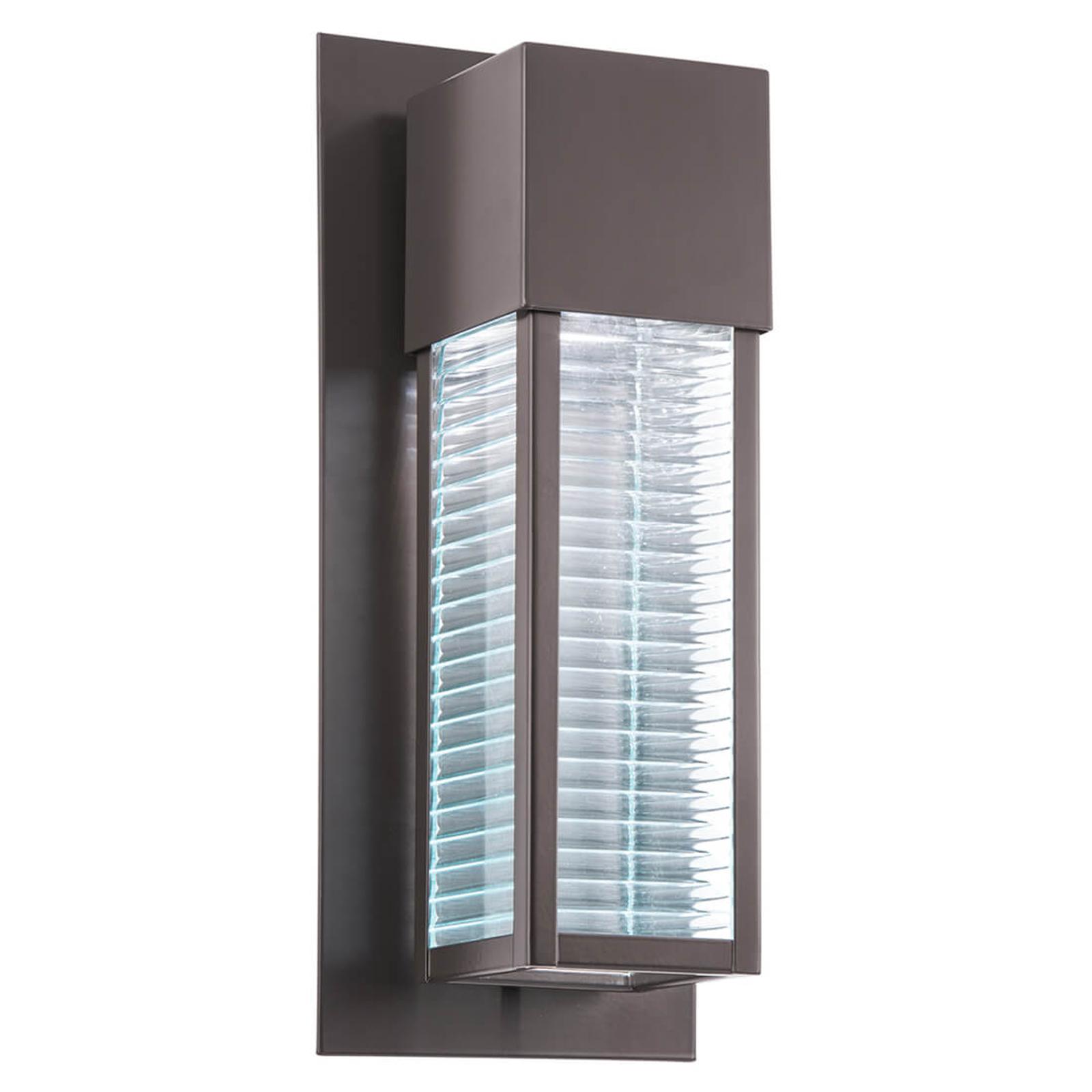 Applique LED Sorel ultra-moderne pour l'extérieur