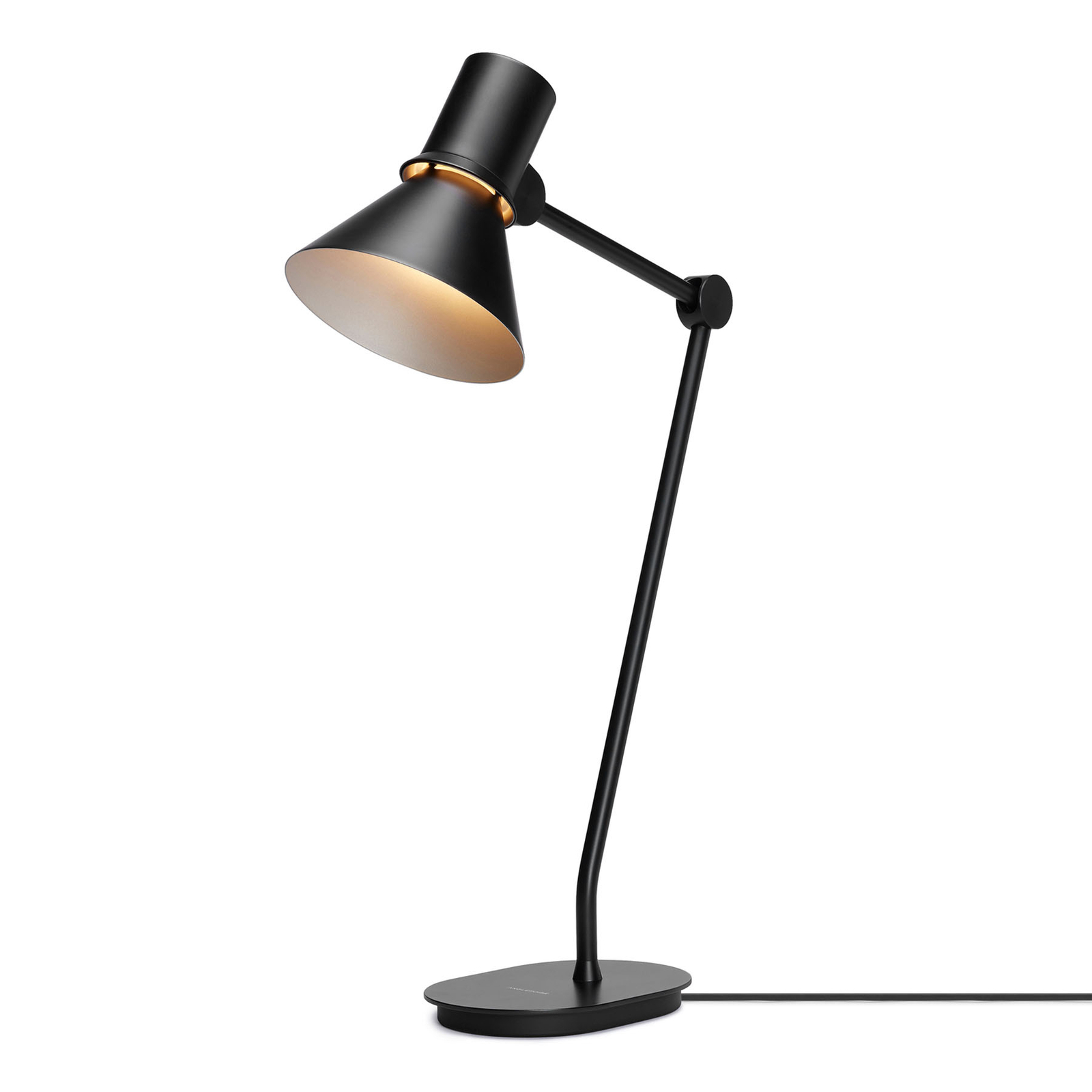 Anglepoise Type 80 lampe à poser, noire mate
