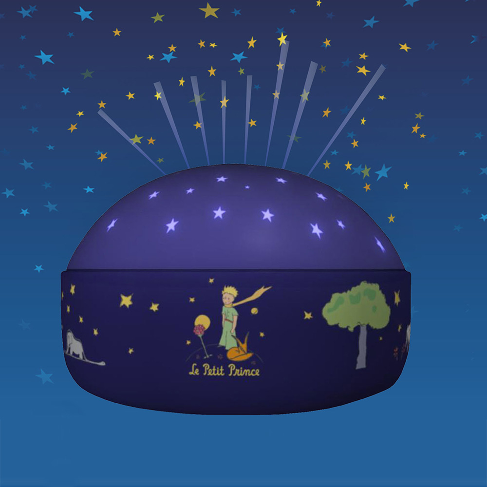 LED-Nachtlicht Der Kleine Prinz