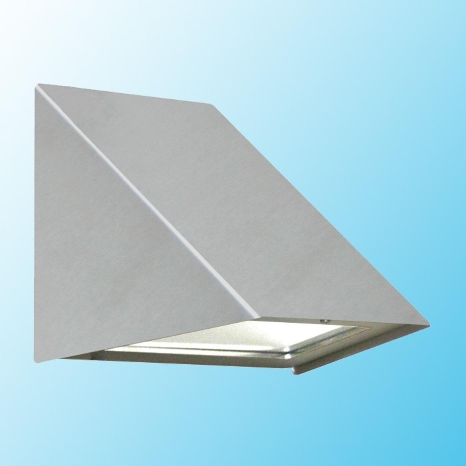 Elégante applique d'extérieur LED CANDIDA