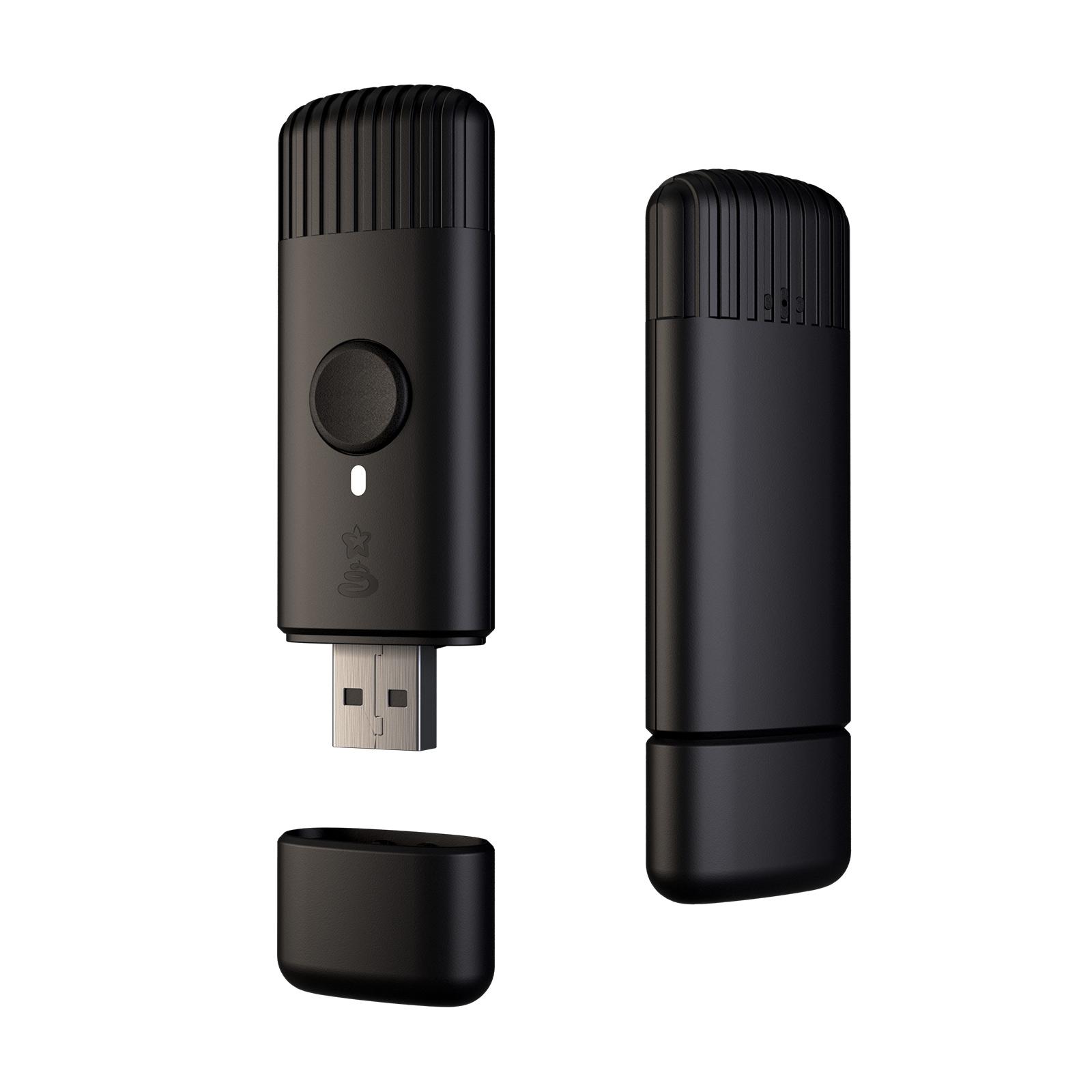 Musikksensor for Twinkly, USB, svart