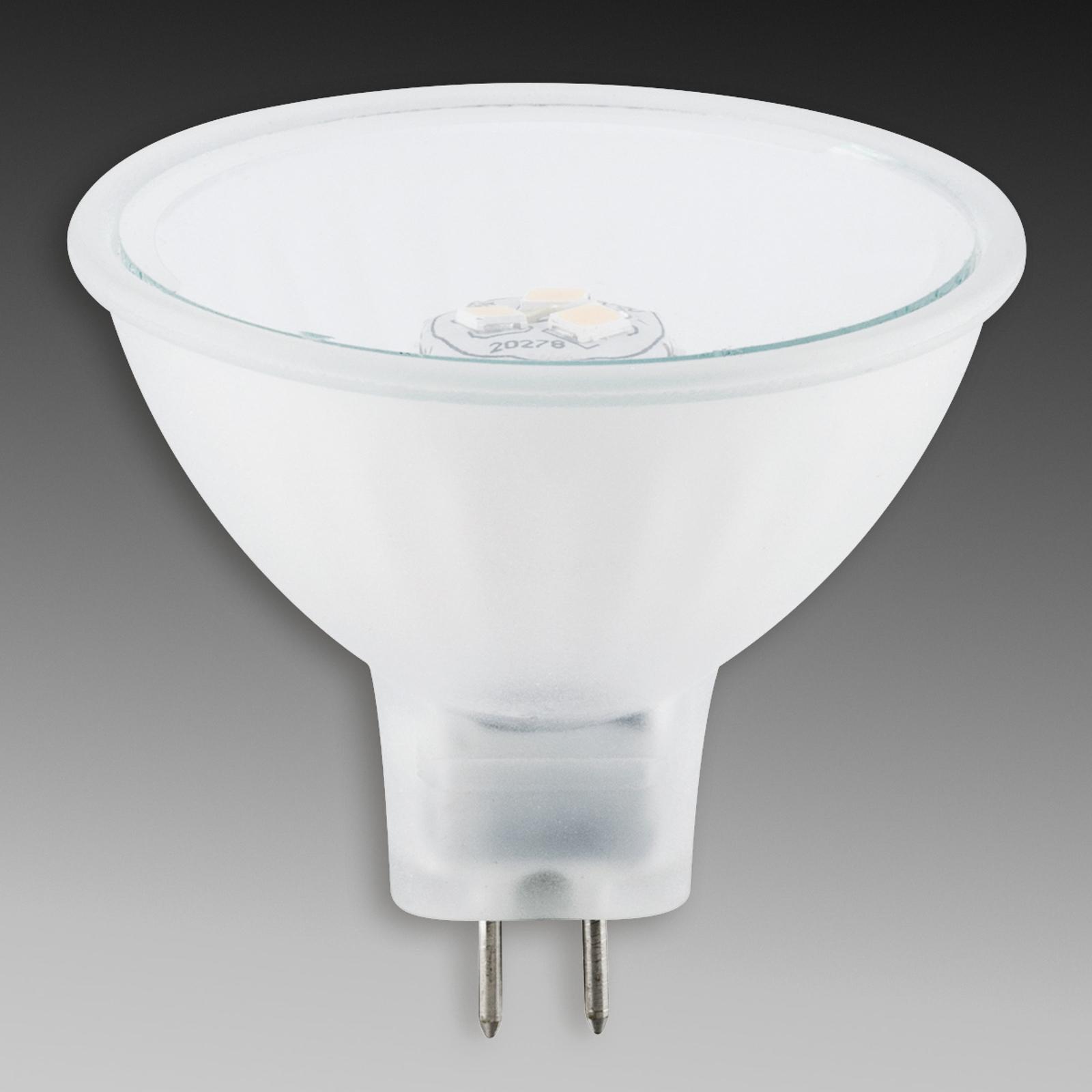 LED à réflecteur GU5,3 3W Maxiflood