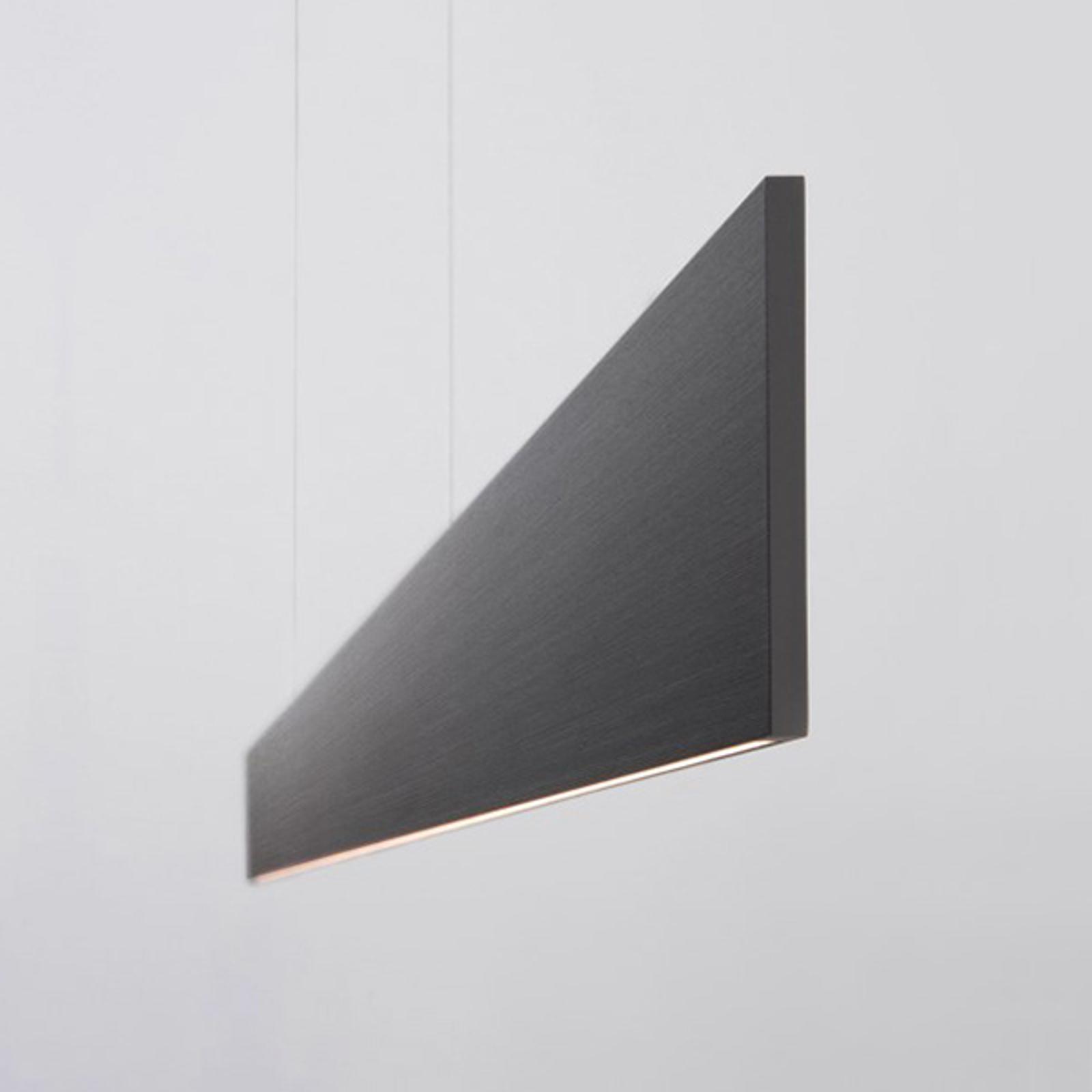 Lampa wisząca LED After 8 122cm 1-10V grafitowa