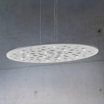 Artemide Silent Field 2.0, LED a sospensione down