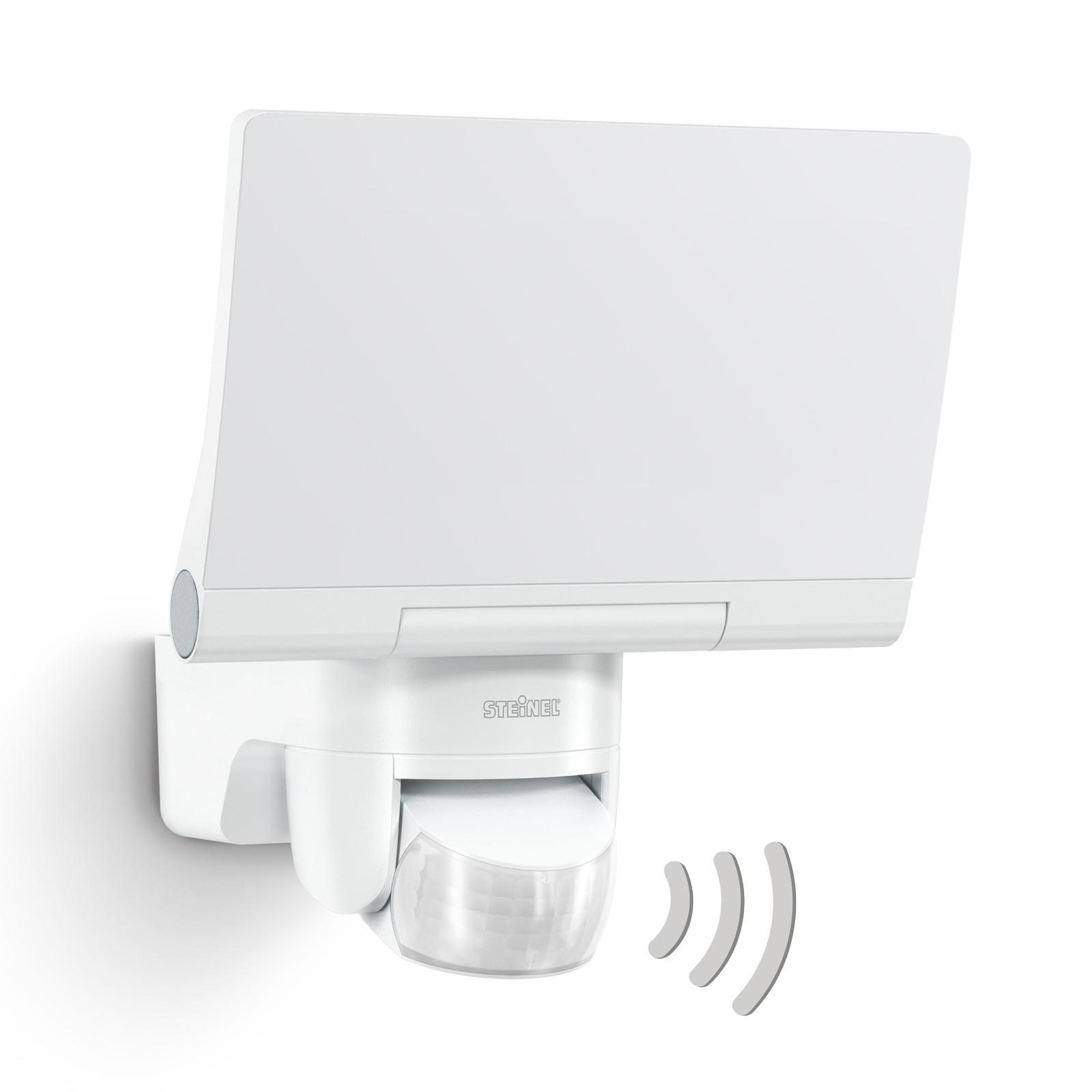 STEINEL XLED Home 2 Connect Außenstrahler weiß
