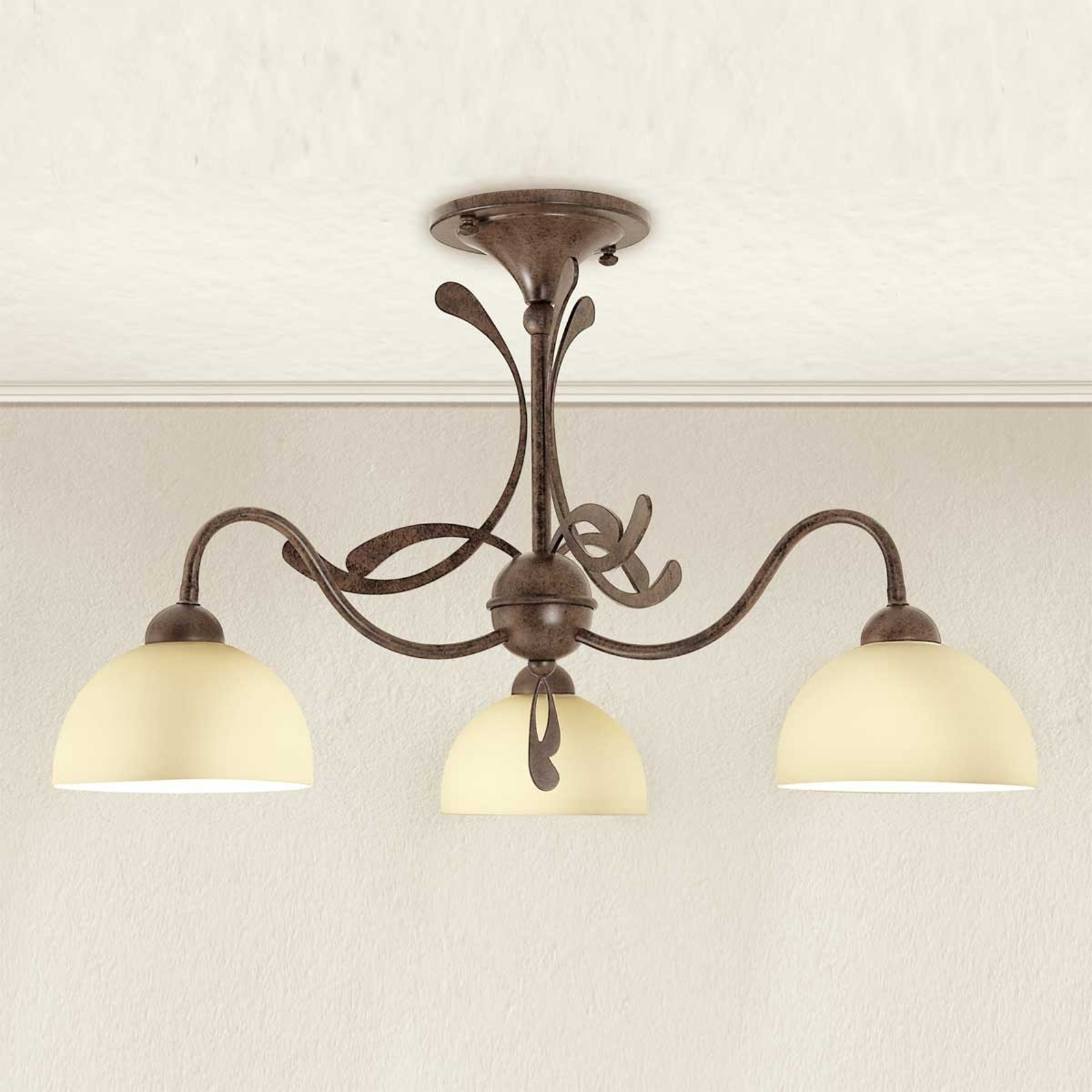 Meerlichts plafondlamp Lorenzo