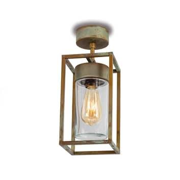 Cubic³ 3367 taklampe antikk messing