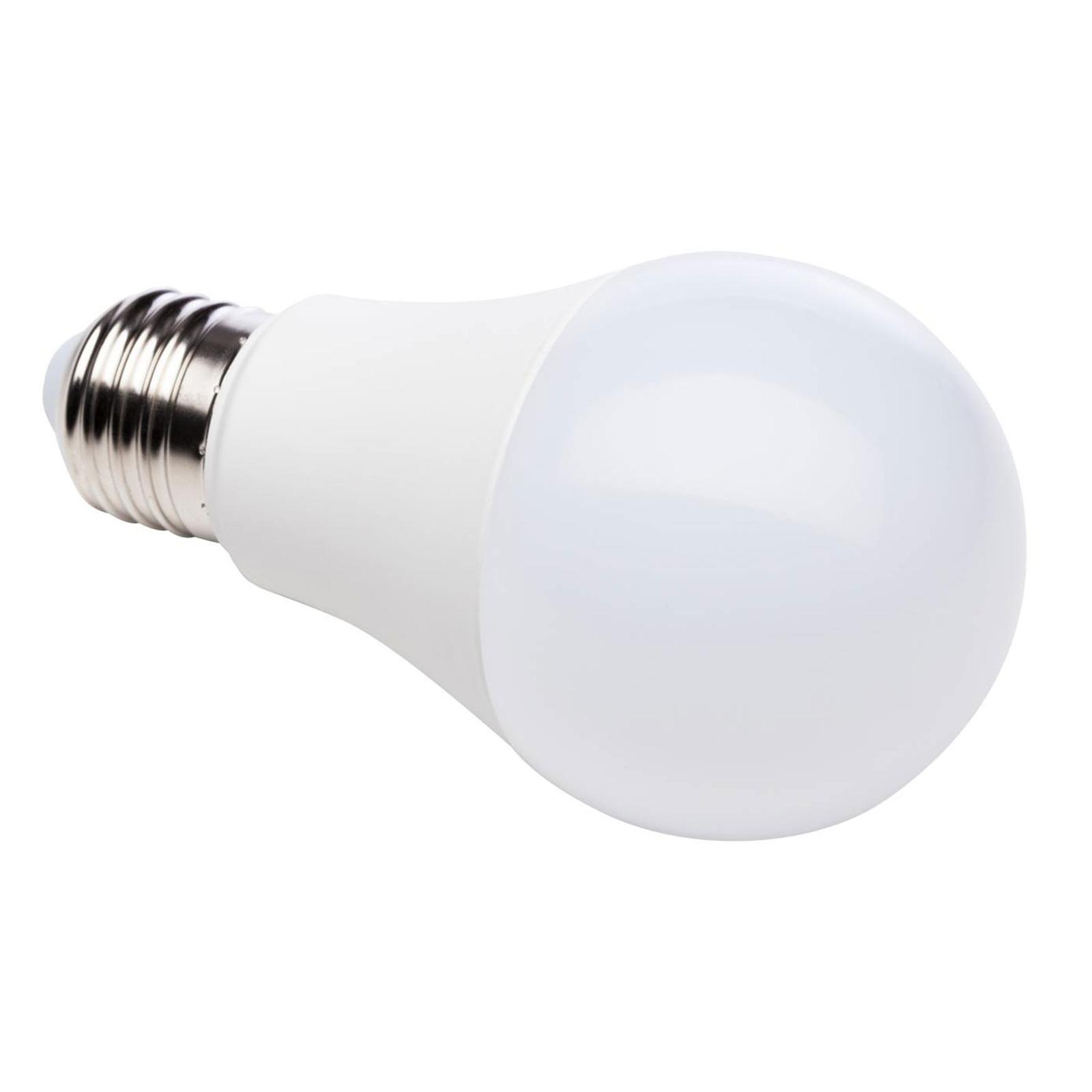 LED-Lampe E27 9 W 4.000 K 806 Lumen mit Sensoren