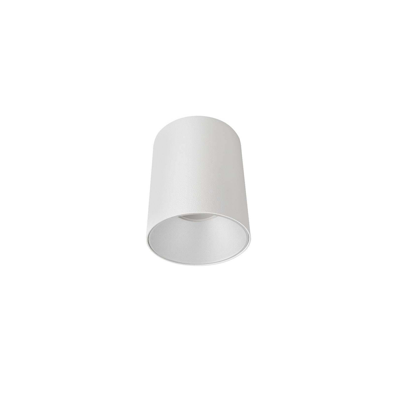 Deckenstrahler Eye Tone in Zylinderform weiß