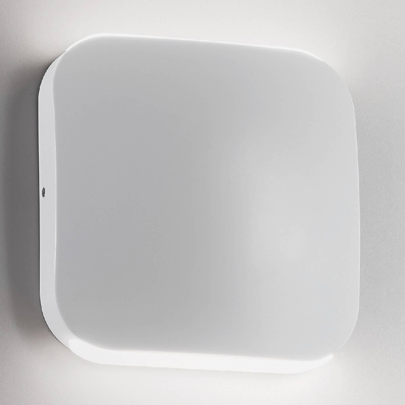 LED-Außenwandleuchte Astuccio weiß