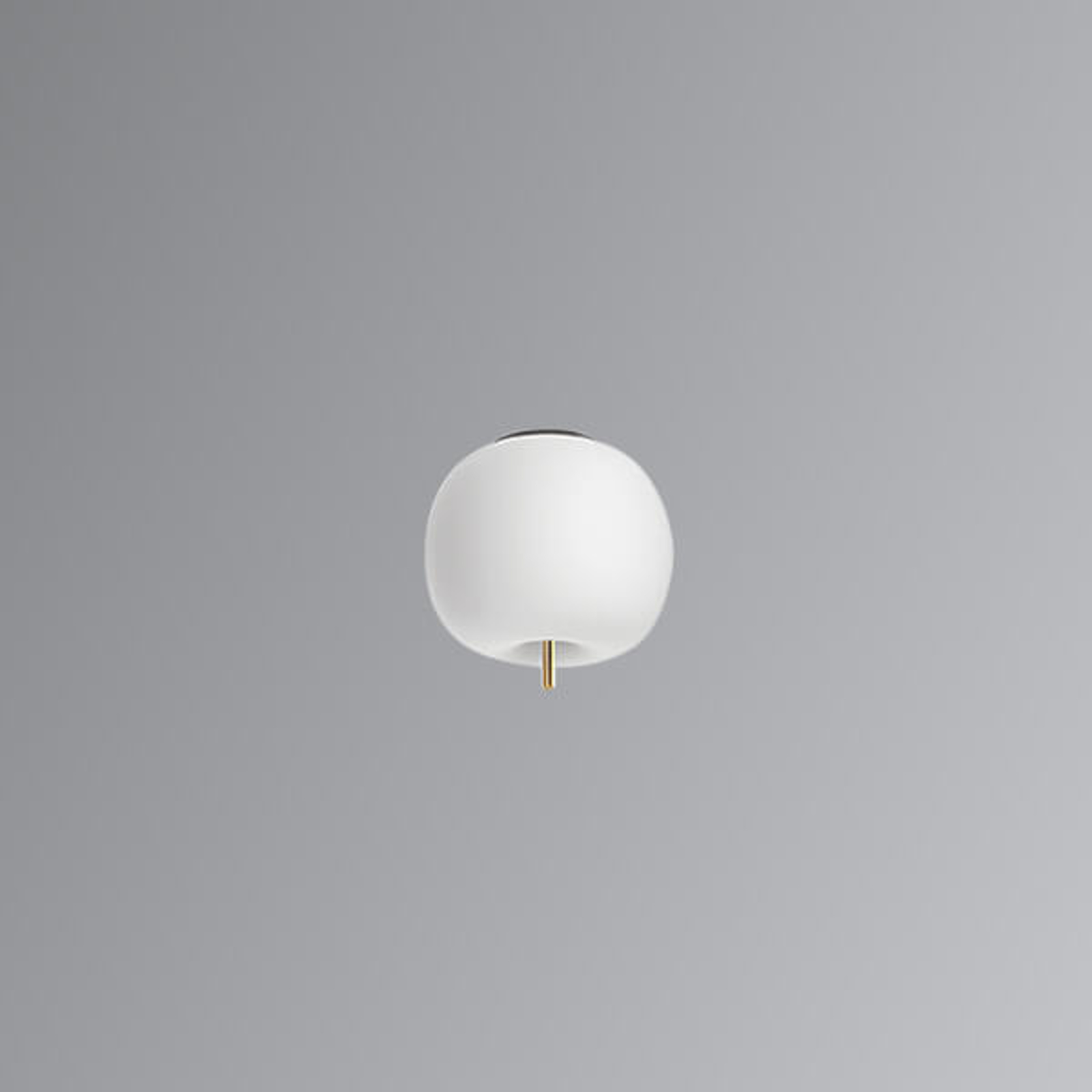 Designerska lampa sufitowa LED Kushi, 16 cm