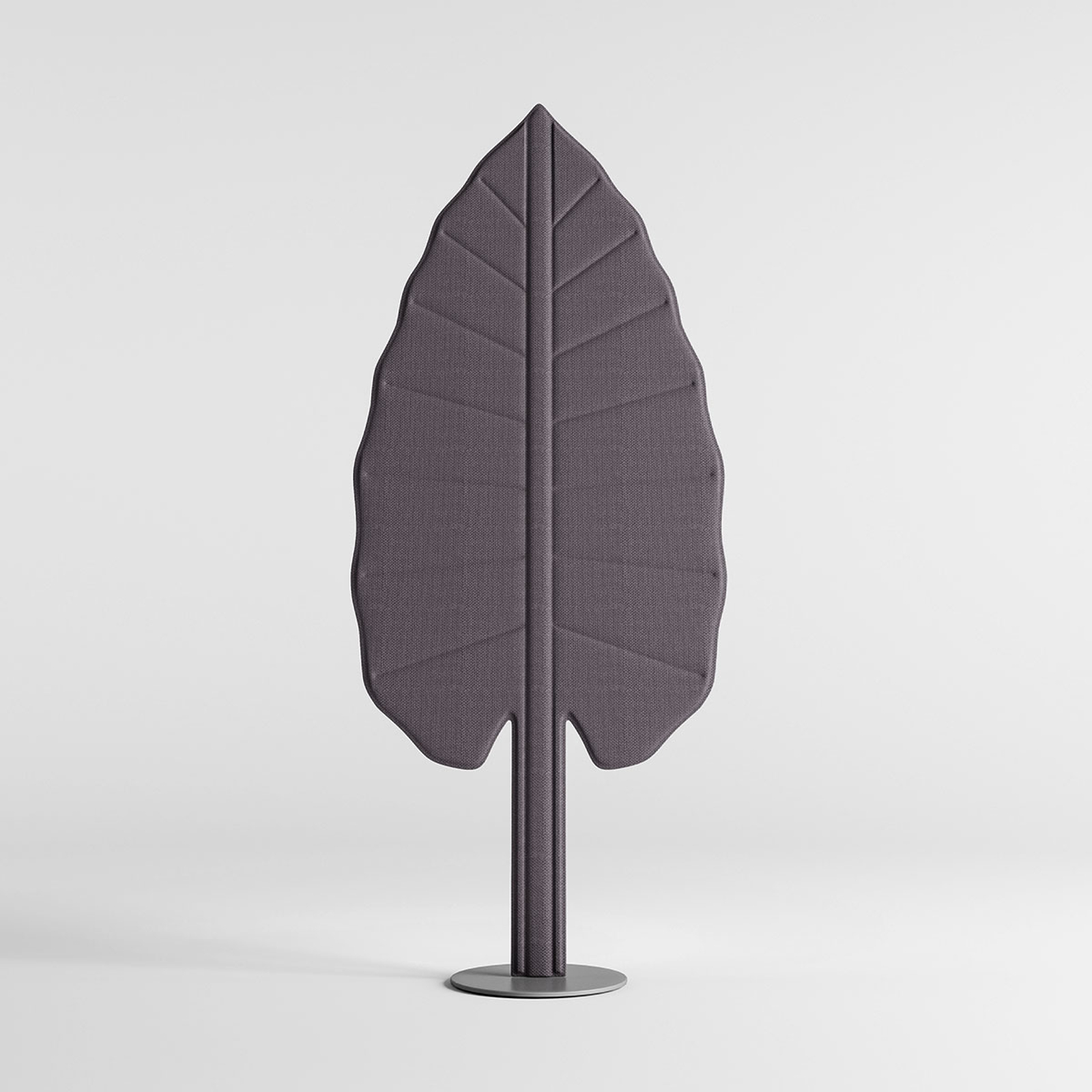 Rotaliana Eden Alocasia LED-Stehleuchte, grau