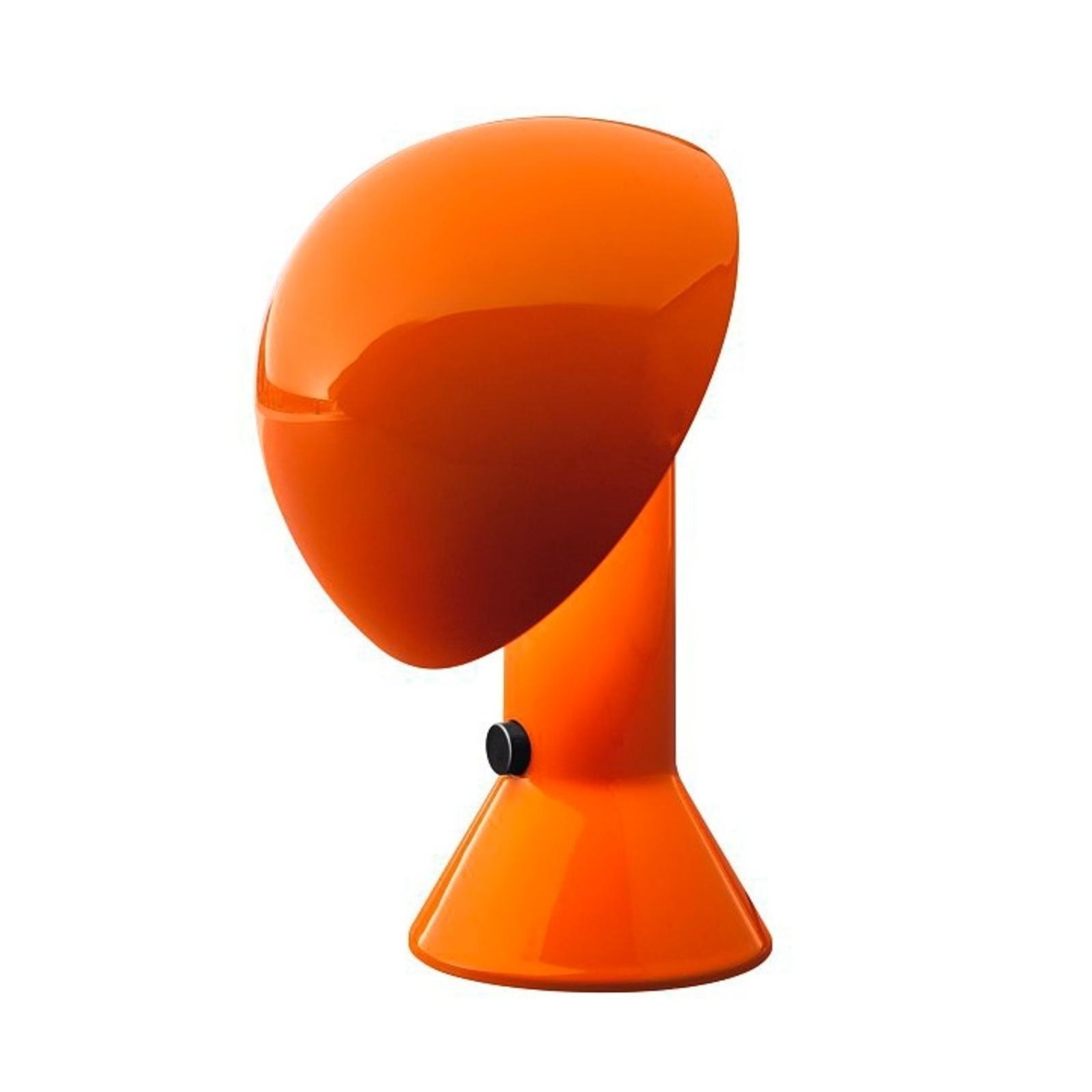 Martinelli Luce Elmetto - Tischleuchte, orange