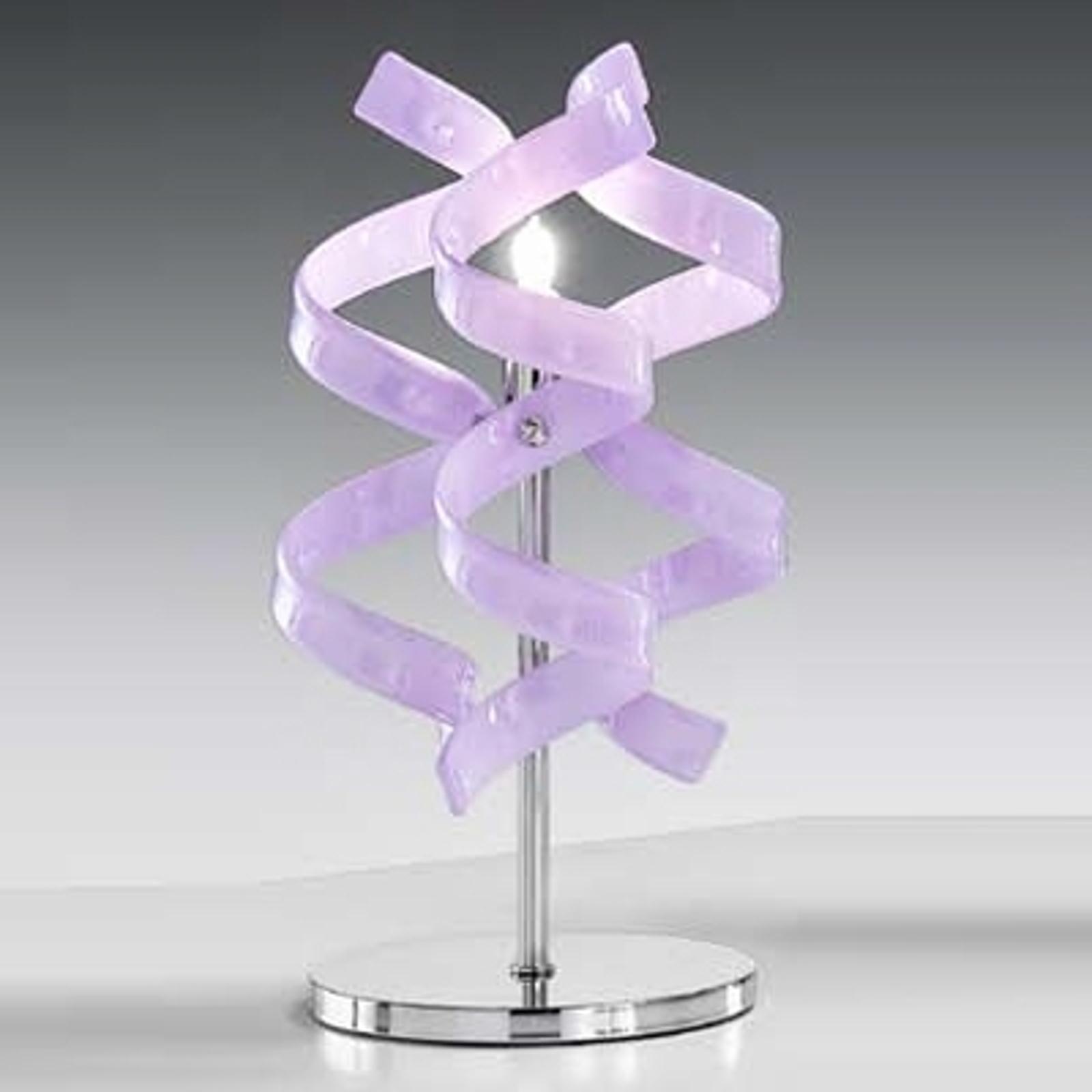 Nowoczesna lampa stołowa Lilla