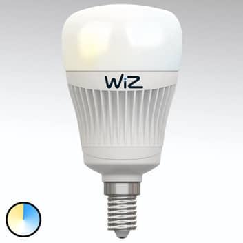 E14 WiZ LED žárovka, bílá barva světla