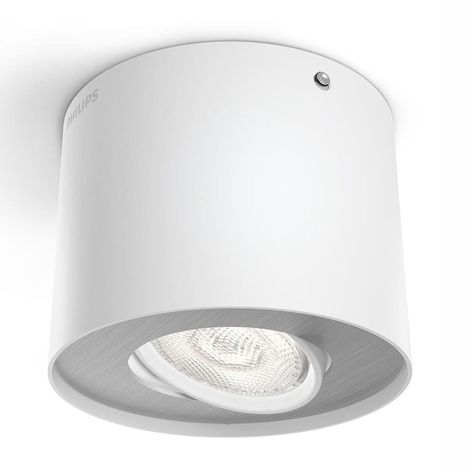 Philips Phase LED-Downlight weiß 1-flammig